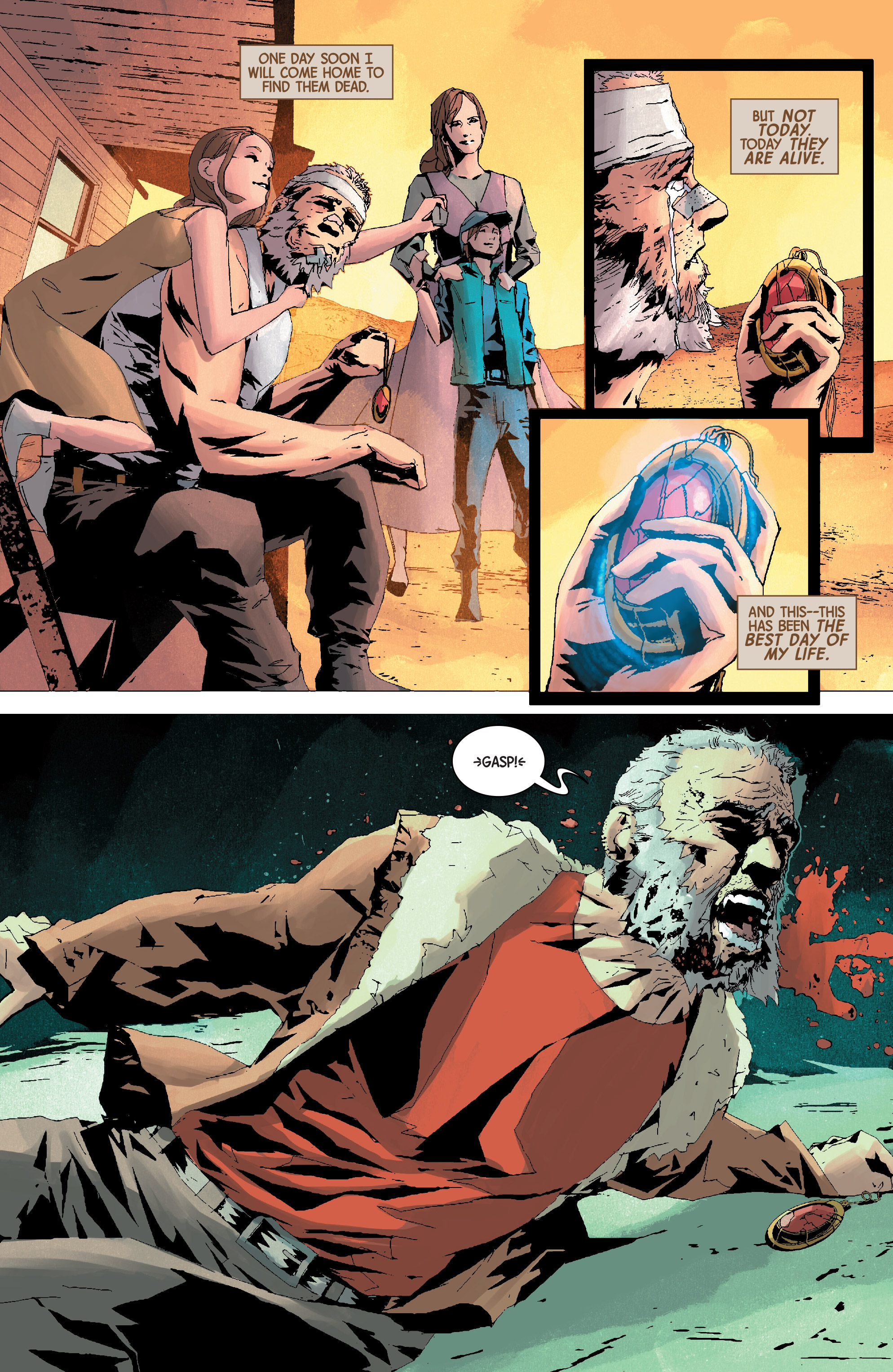 Read online Old Man Logan (2016) comic -  Issue #24 - 18