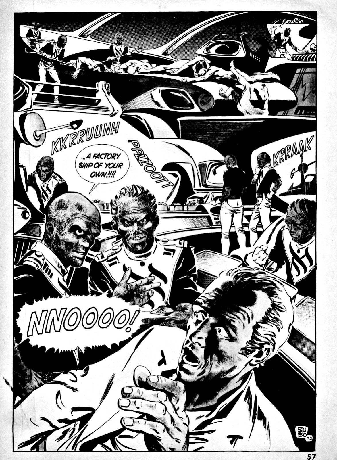 Nightmare (1970) issue 14 - Page 55