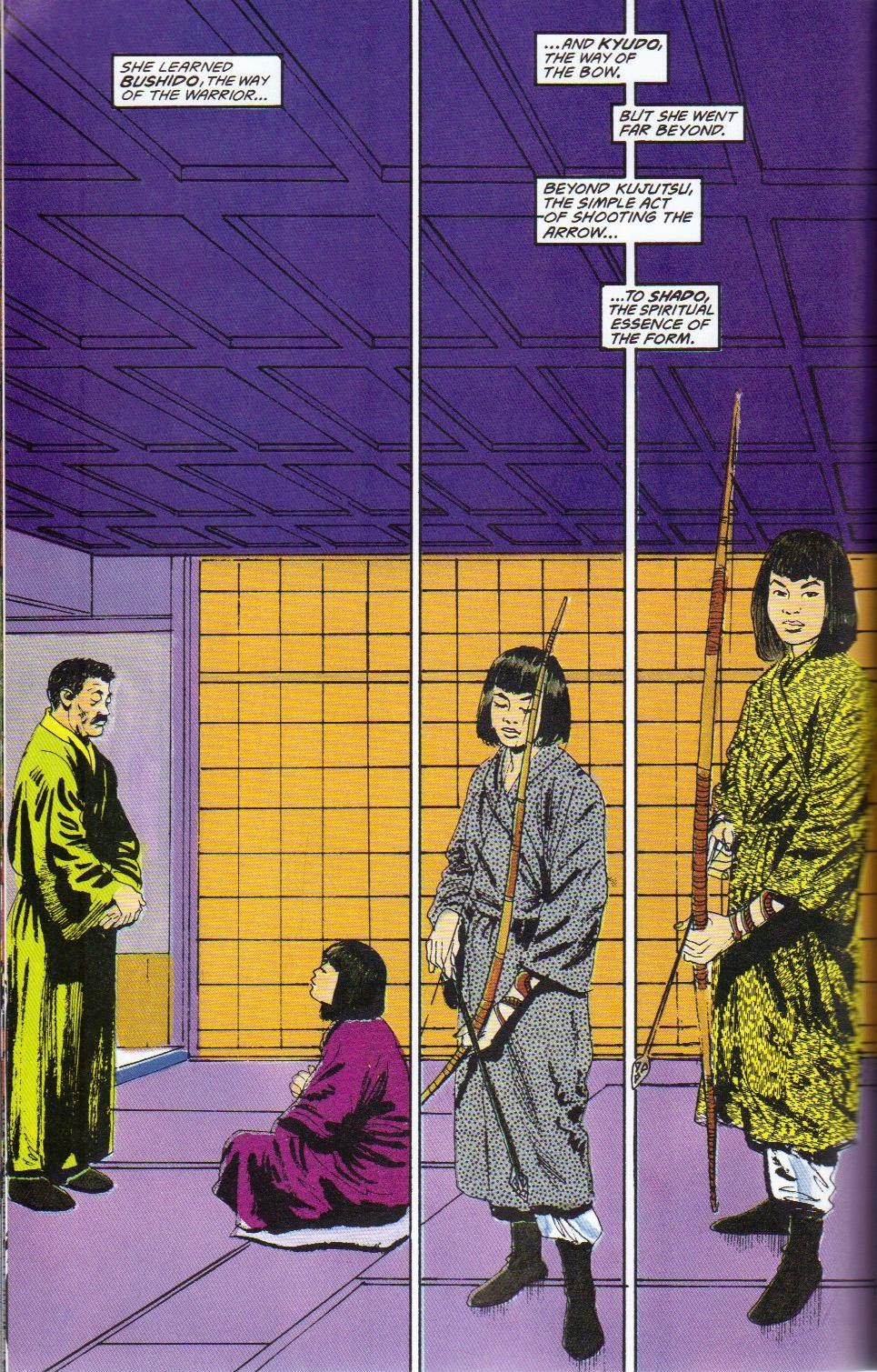 Read online Shado: Song of the Dragon comic -  Issue #2 - 38