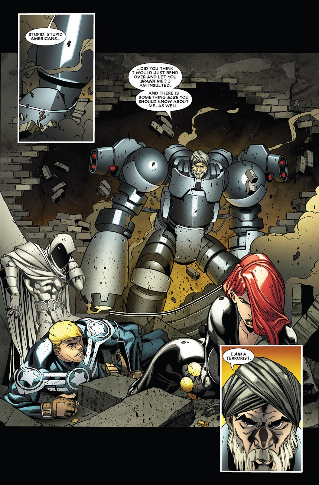 Read online Deadpool (2008) comic -  Issue #27 - 20