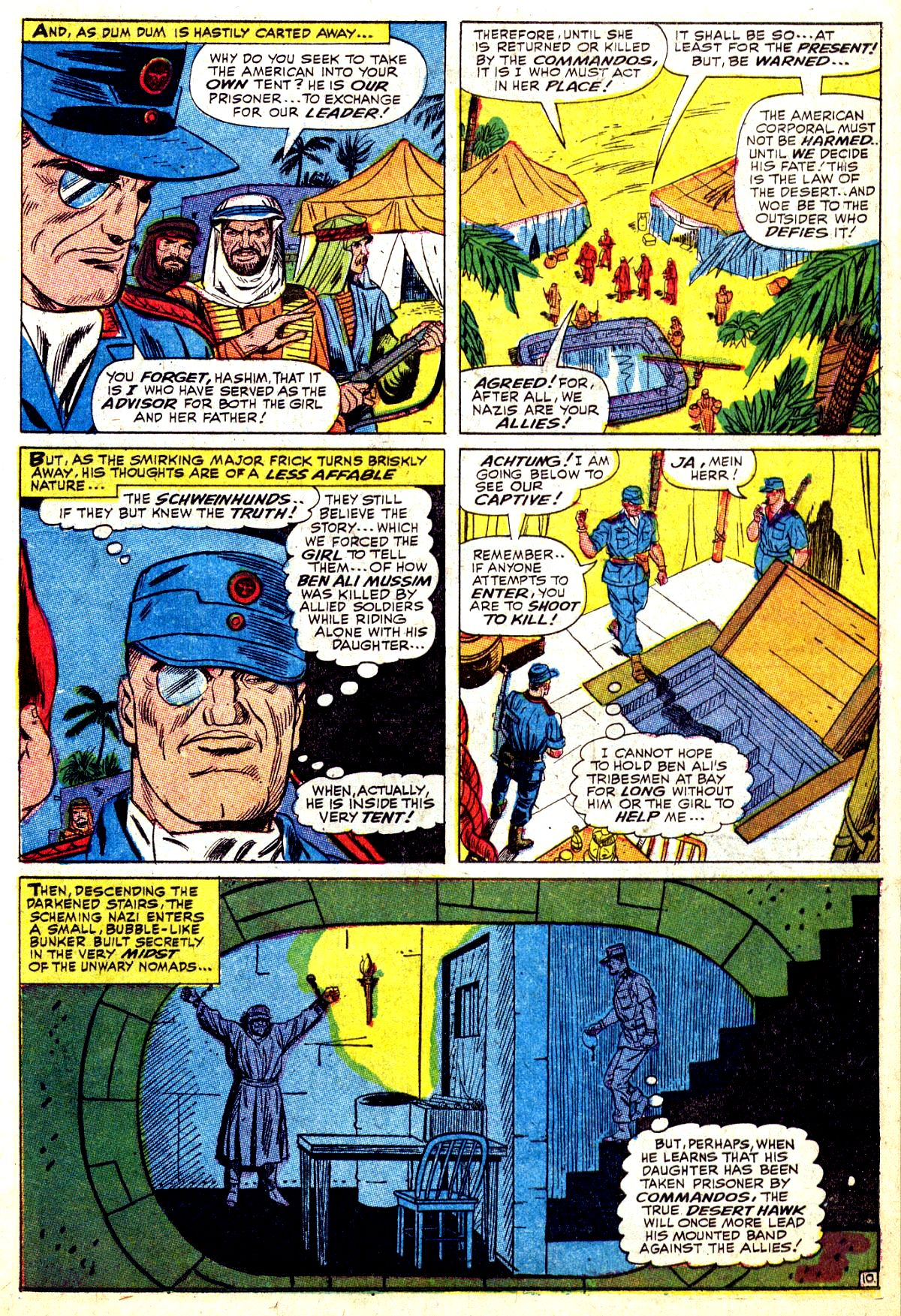 Read online Sgt. Fury comic -  Issue #37 - 15
