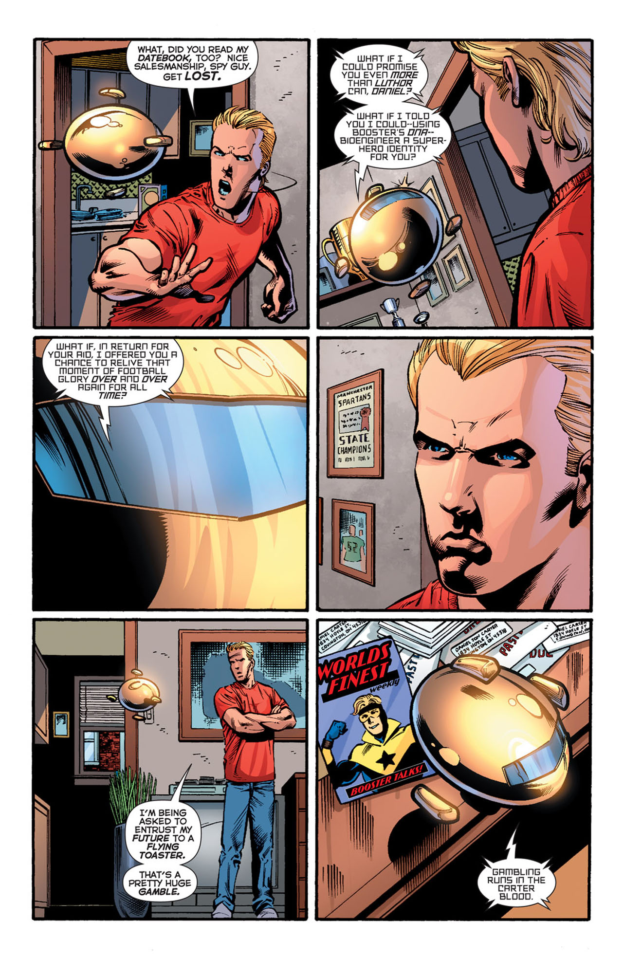 Read online 52 comic -  Issue #19 - 7