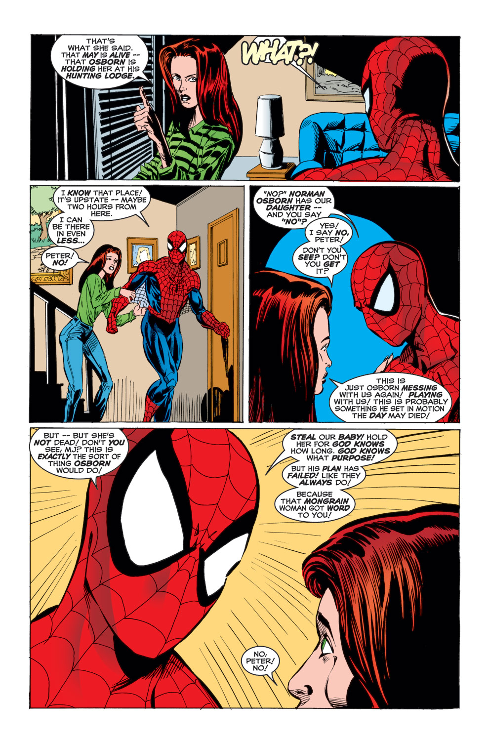 The Amazing Spider-Man (1963) 441 Page 21