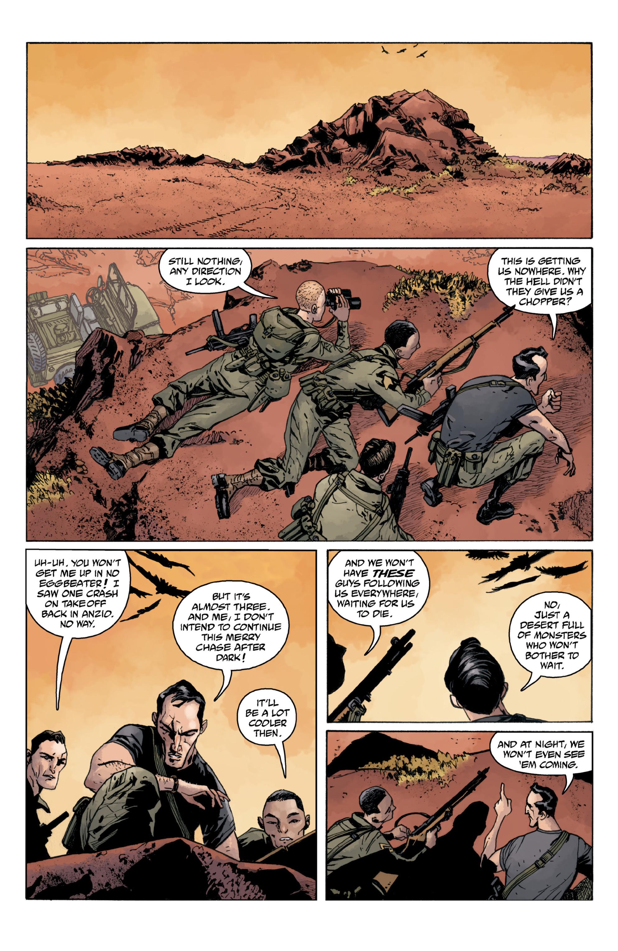 Read online B.P.R.D.: 1948 comic -  Issue # TPB - 97