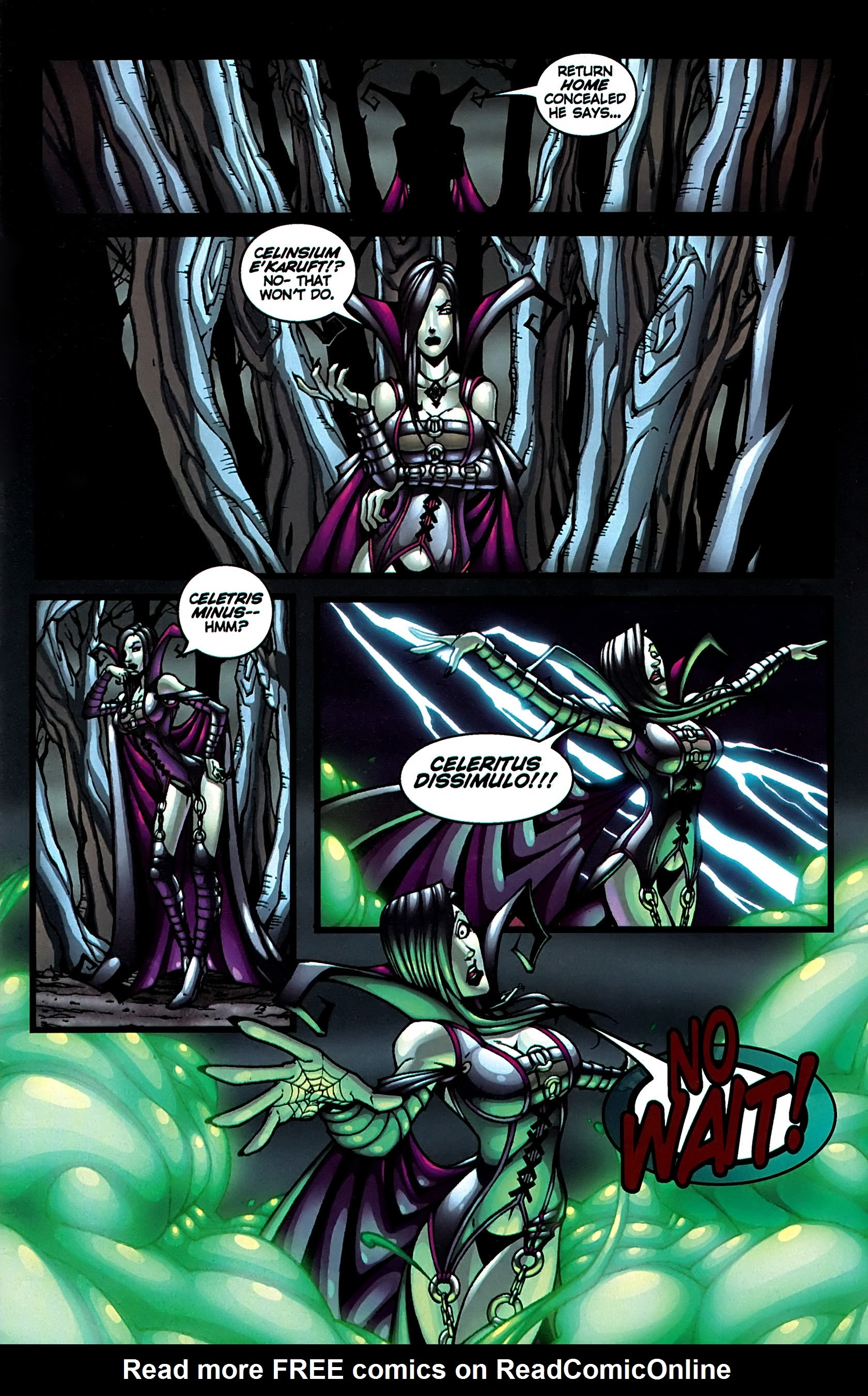 Read online Abiding Perdition comic -  Issue #6 - 4