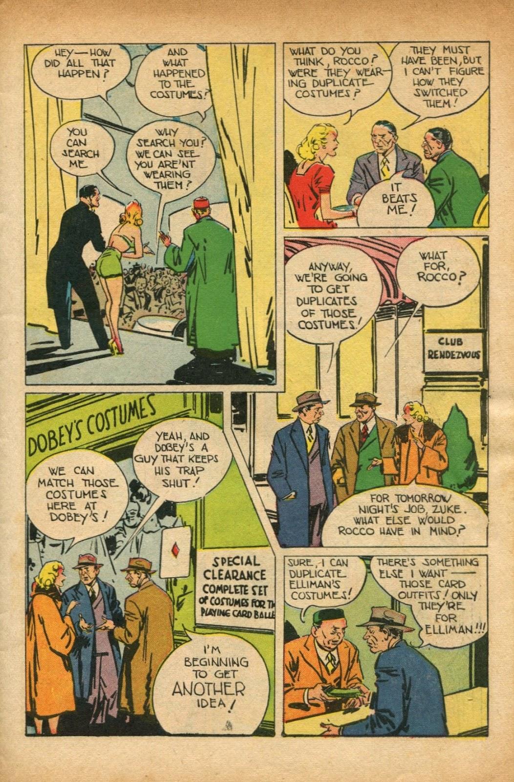 Read online Super-Magician Comics comic -  Issue #51 - 7