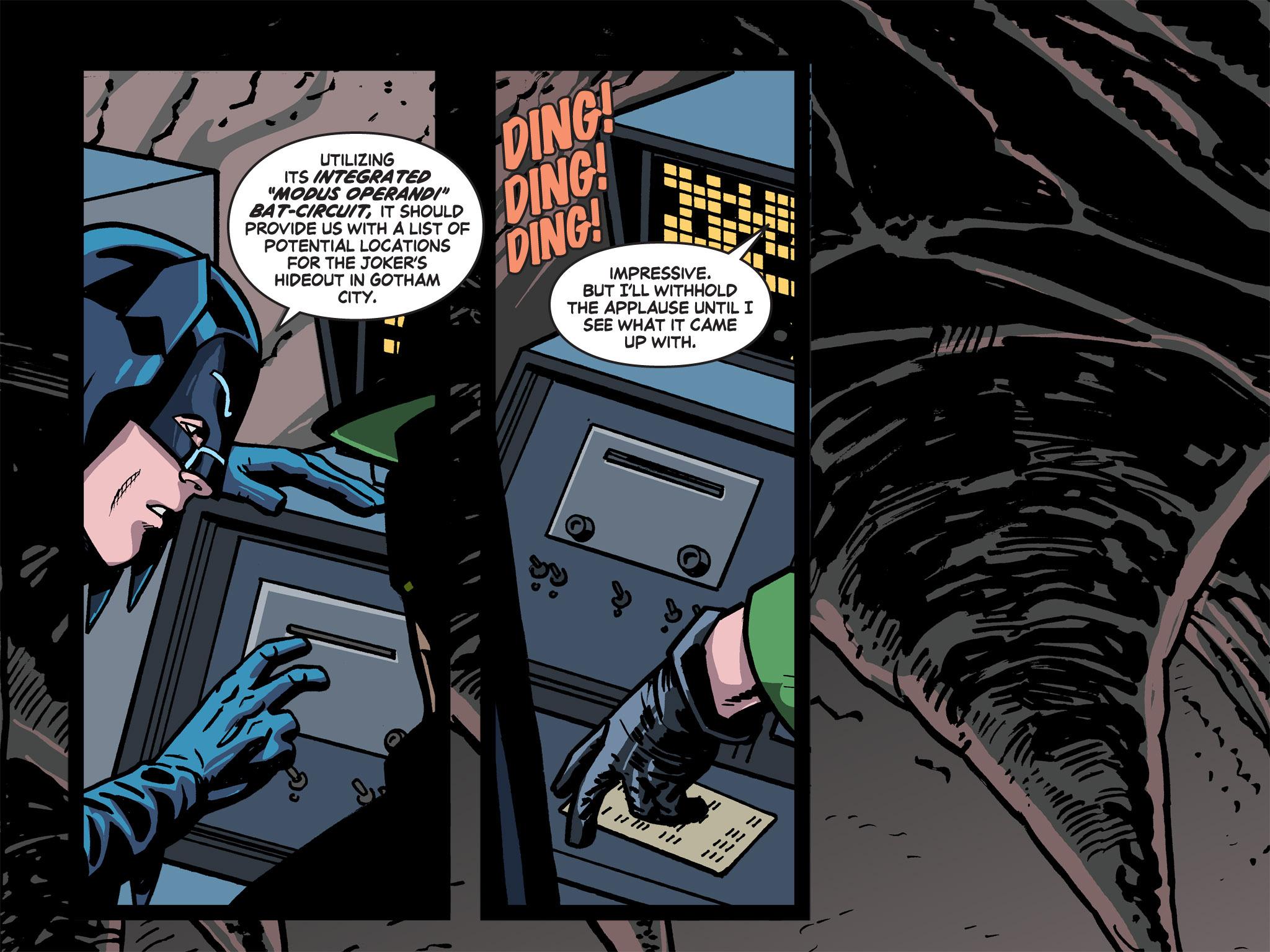 Read online Batman '66 Meets the Green Hornet [II] comic -  Issue #5 - 60