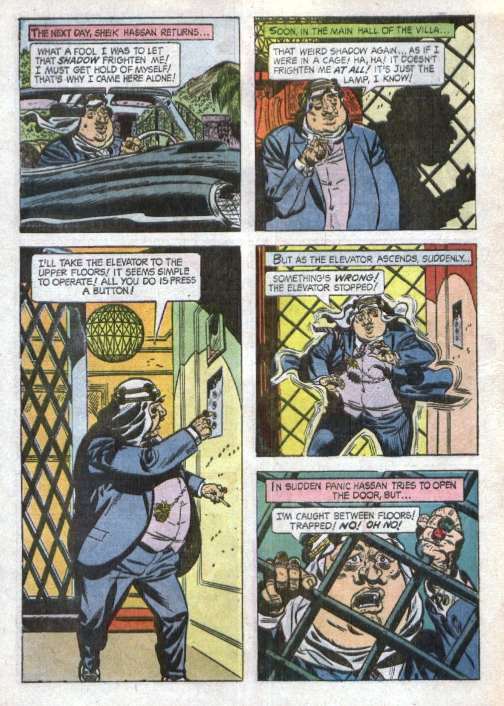 Boris Karloff Tales of Mystery issue 5 - Page 32