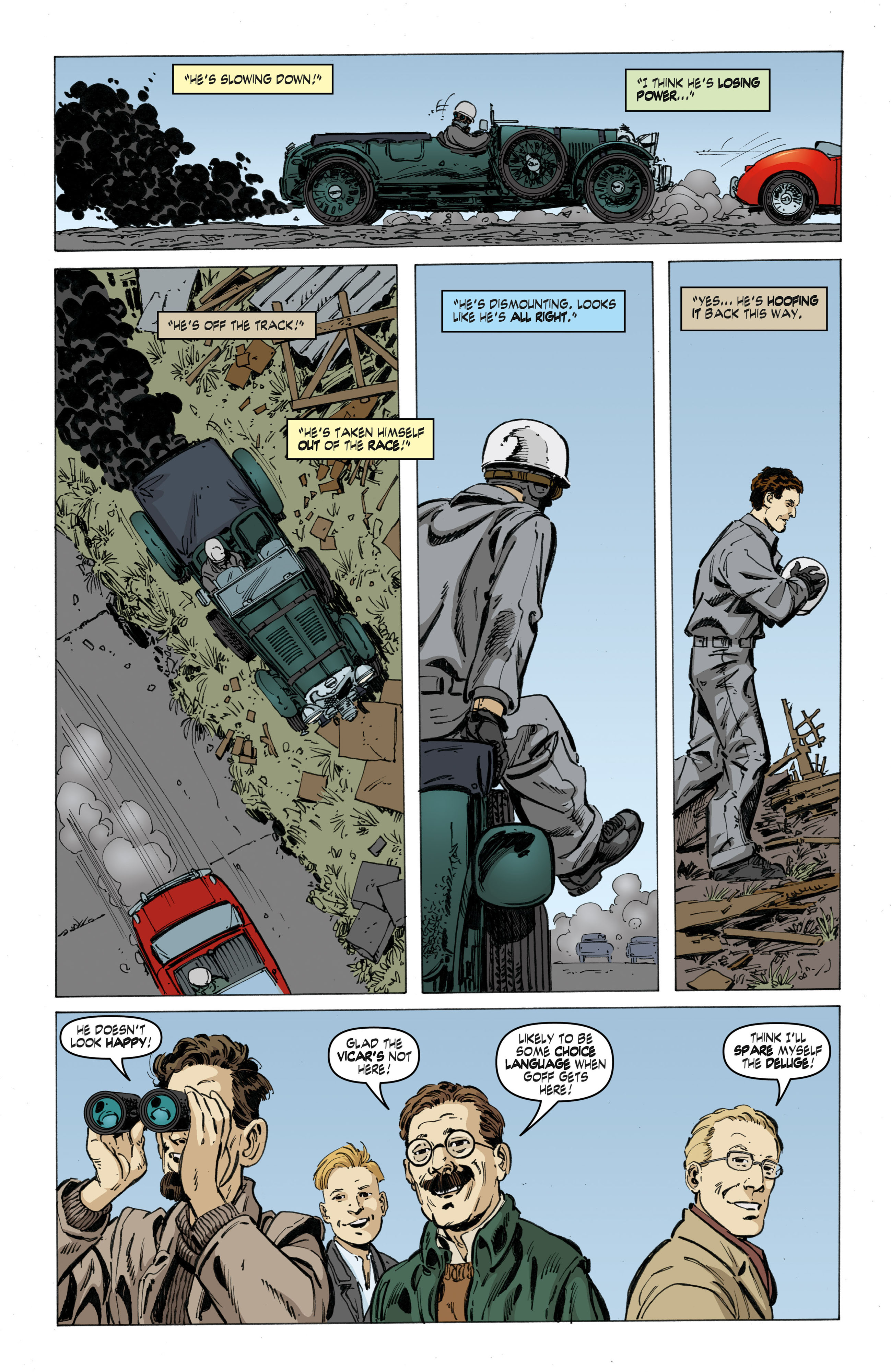 Read online Cold War comic -  Issue # TPB - 51