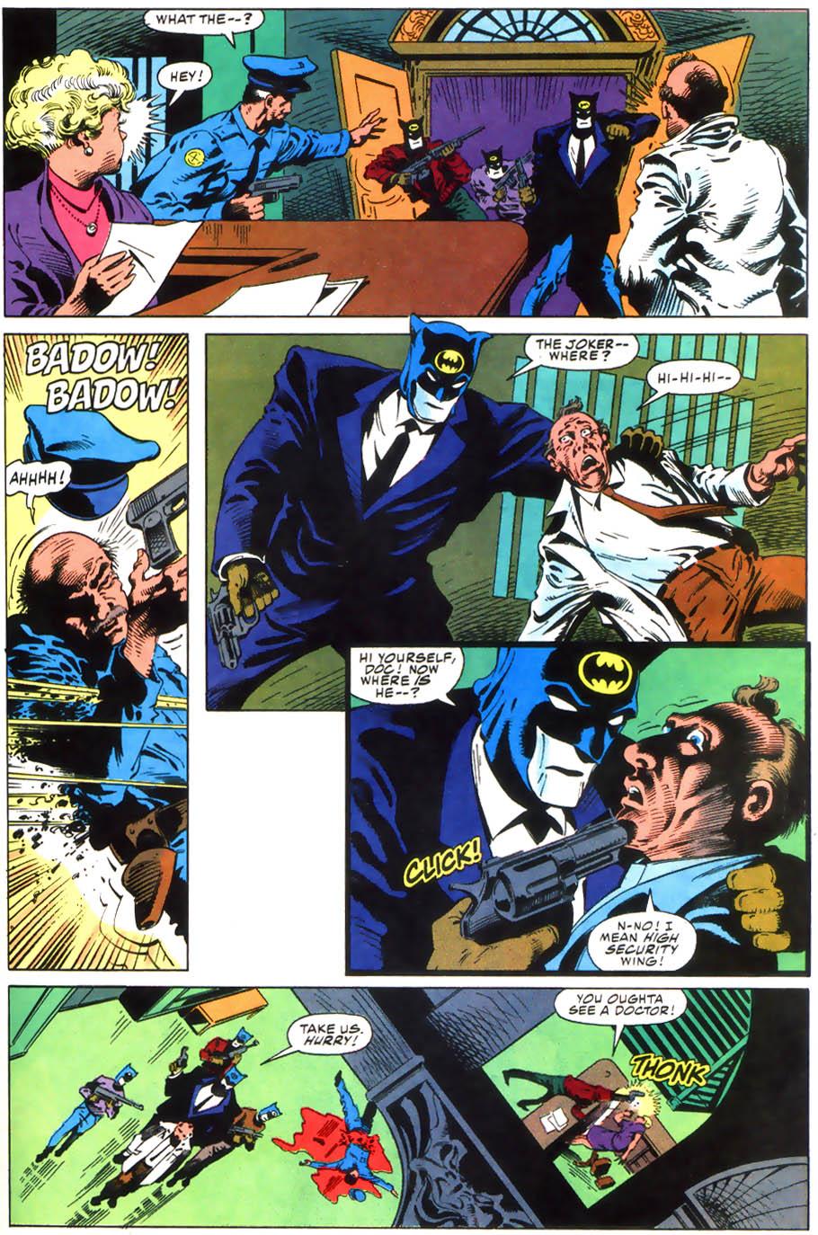 Read online Detective Comics (1937) comic -  Issue # _Annual 5 - 19