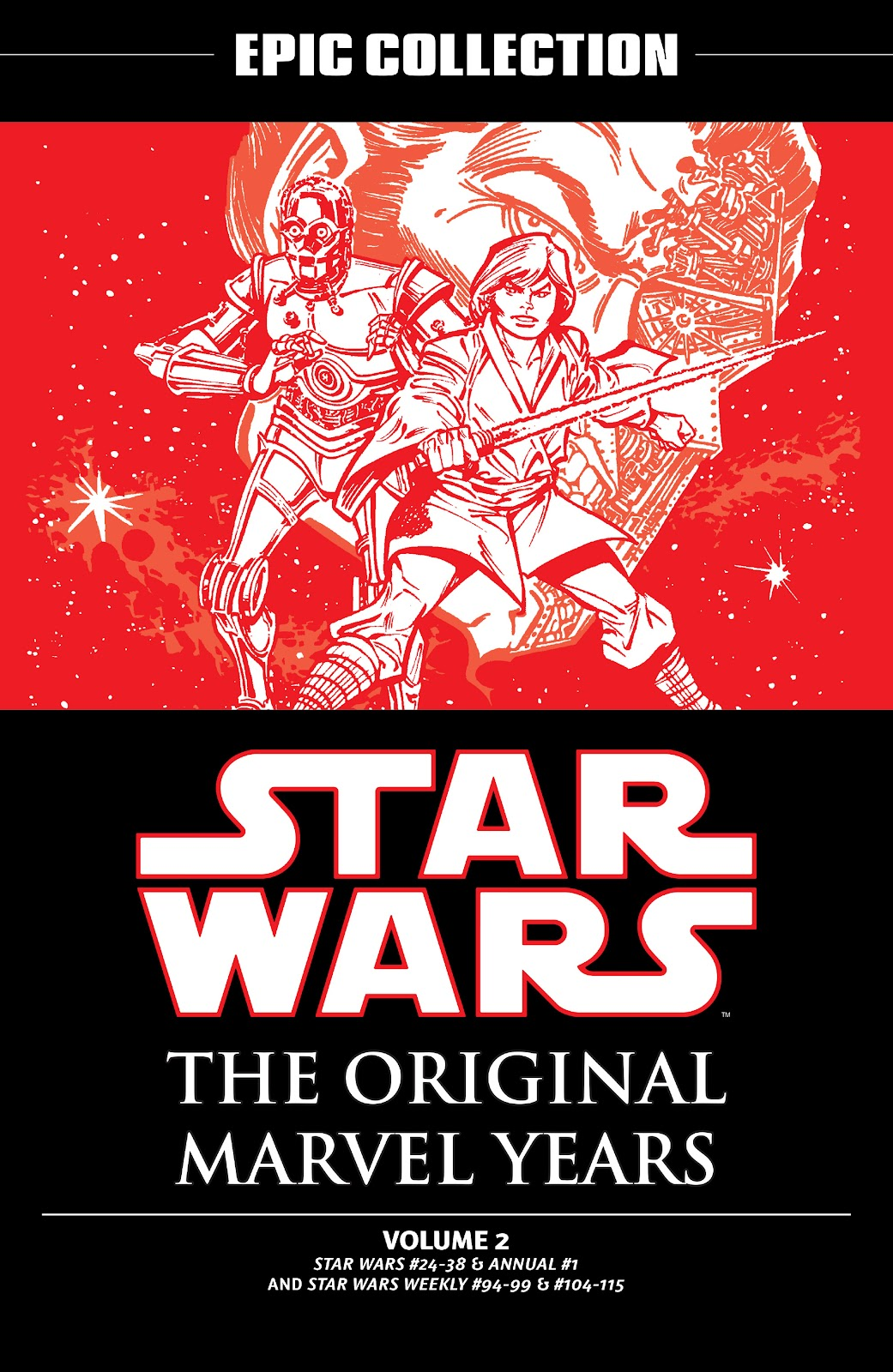 Read online Star Wars Legends: The Original Marvel Years - Epic Collection comic -  Issue # TPB 2 (Part 1) - 2