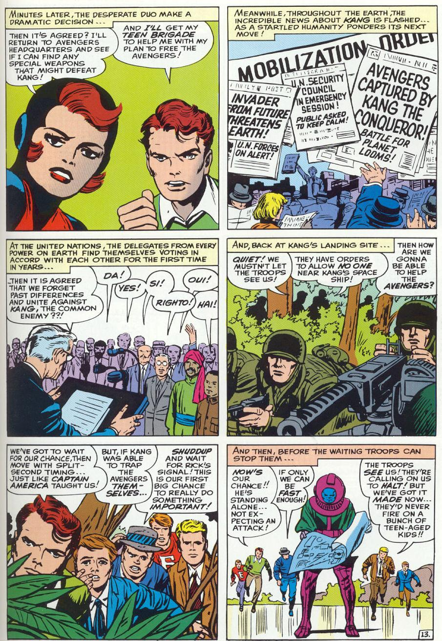 The Avengers (1963) 8 Page 13