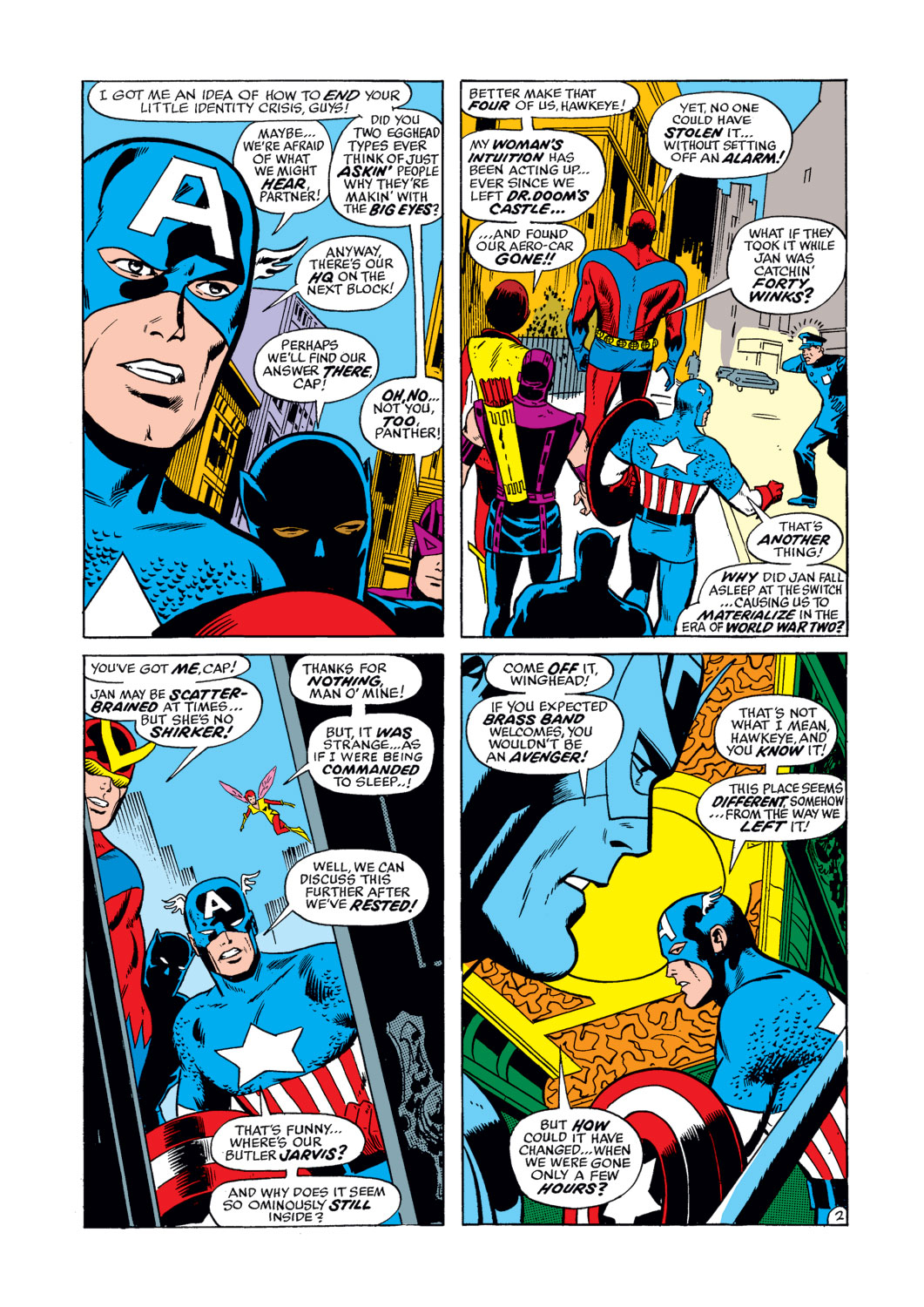 The Avengers (1963) _Annual_2 Page 2
