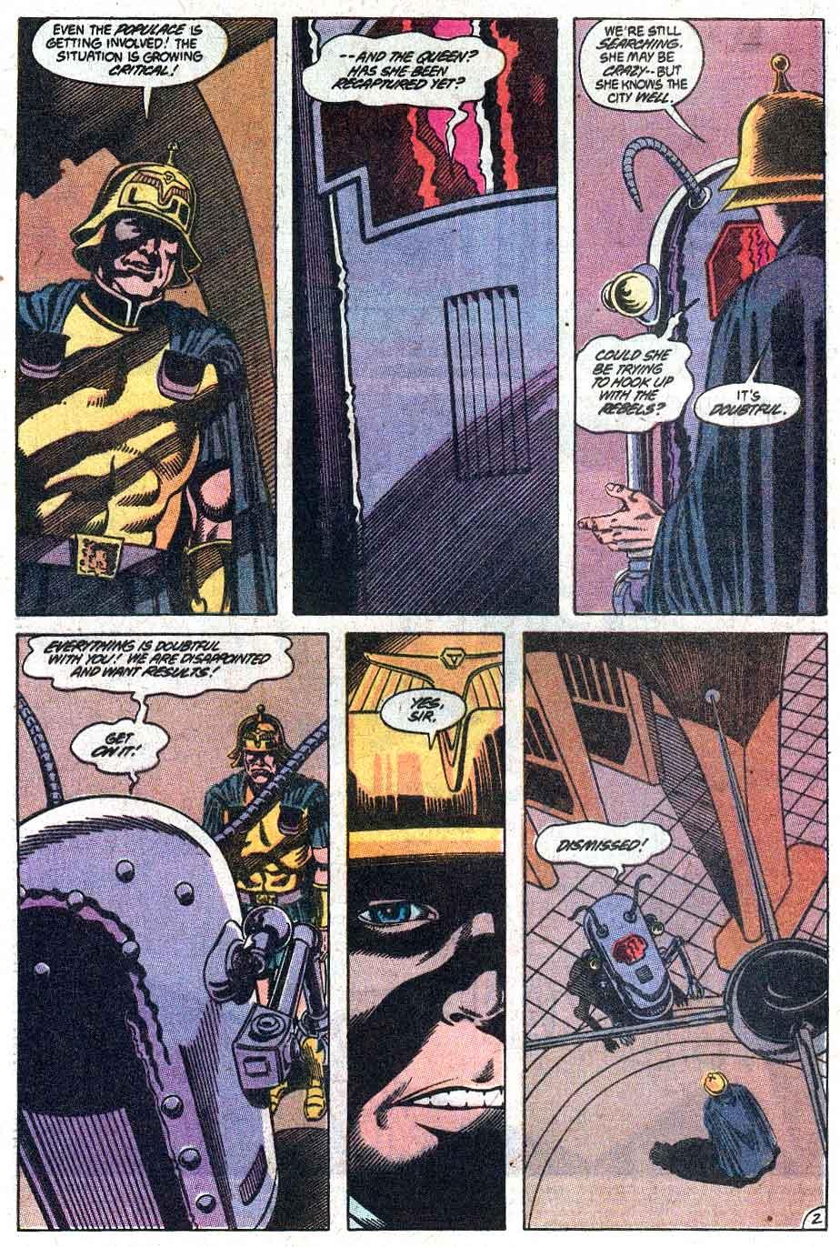 Read online Aquaman (1989) comic -  Issue #3 - 3