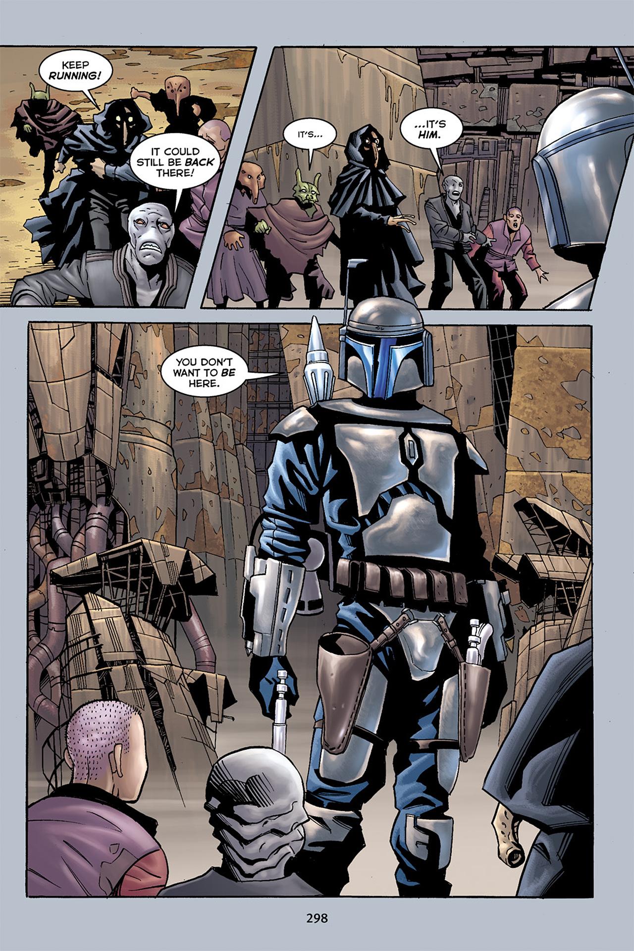 Read online Star Wars Omnibus comic -  Issue # Vol. 10 - 294
