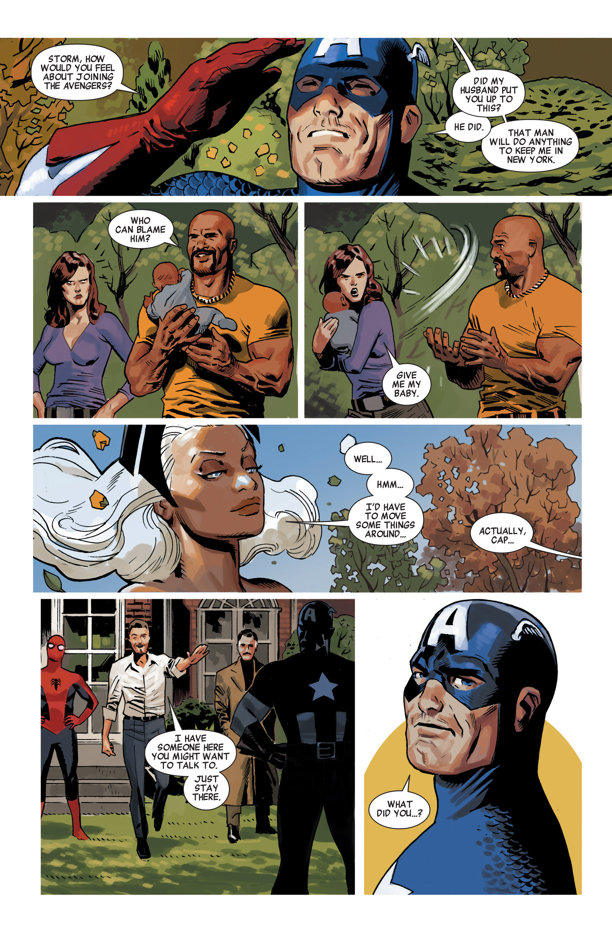 Read online Avengers (2010) comic -  Issue #19 - 14