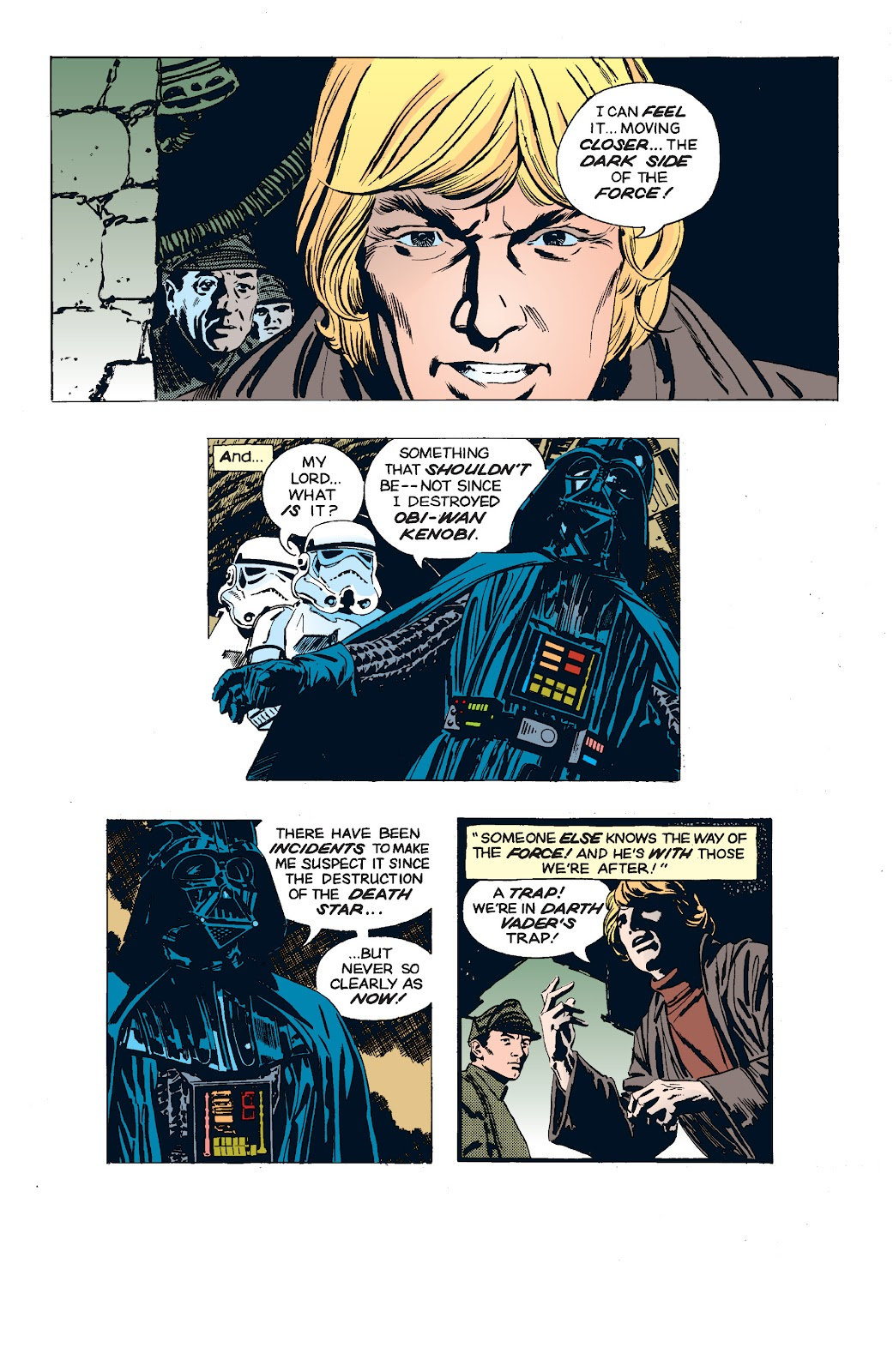 Read online Star Wars Legends: The Newspaper Strips - Epic Collection comic -  Issue # TPB (Part 5) - 64
