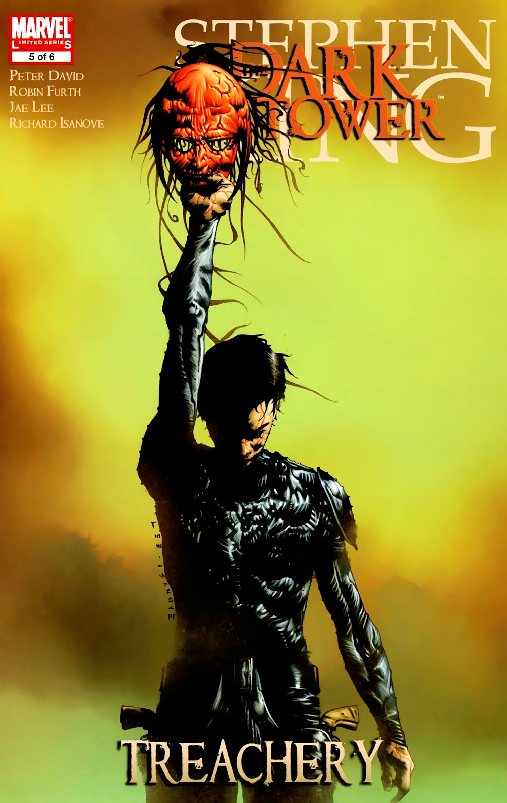 Dark Tower: Treachery issue 5 - Page 1