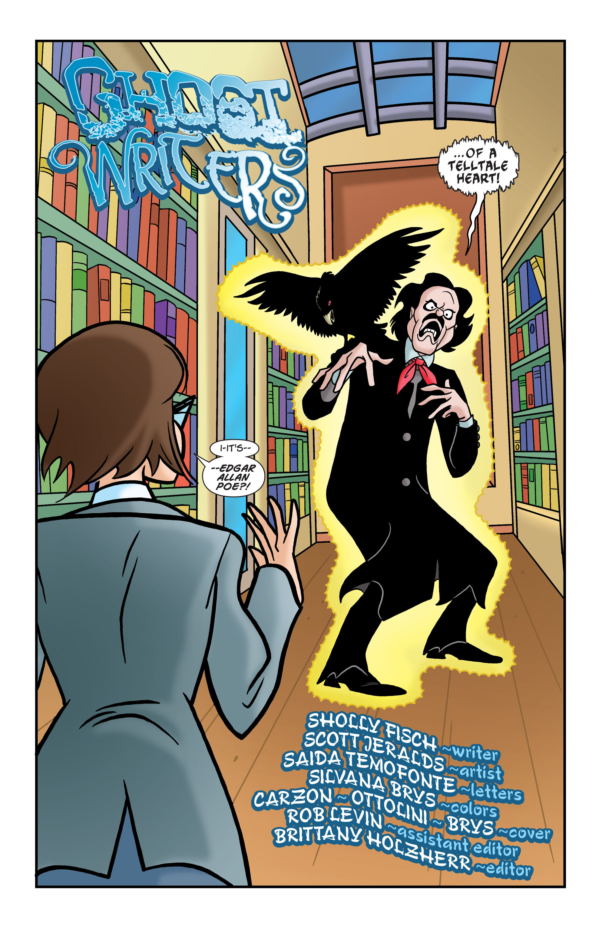 Read online Scooby-Doo: Where Are You? comic -  Issue #76 - 3