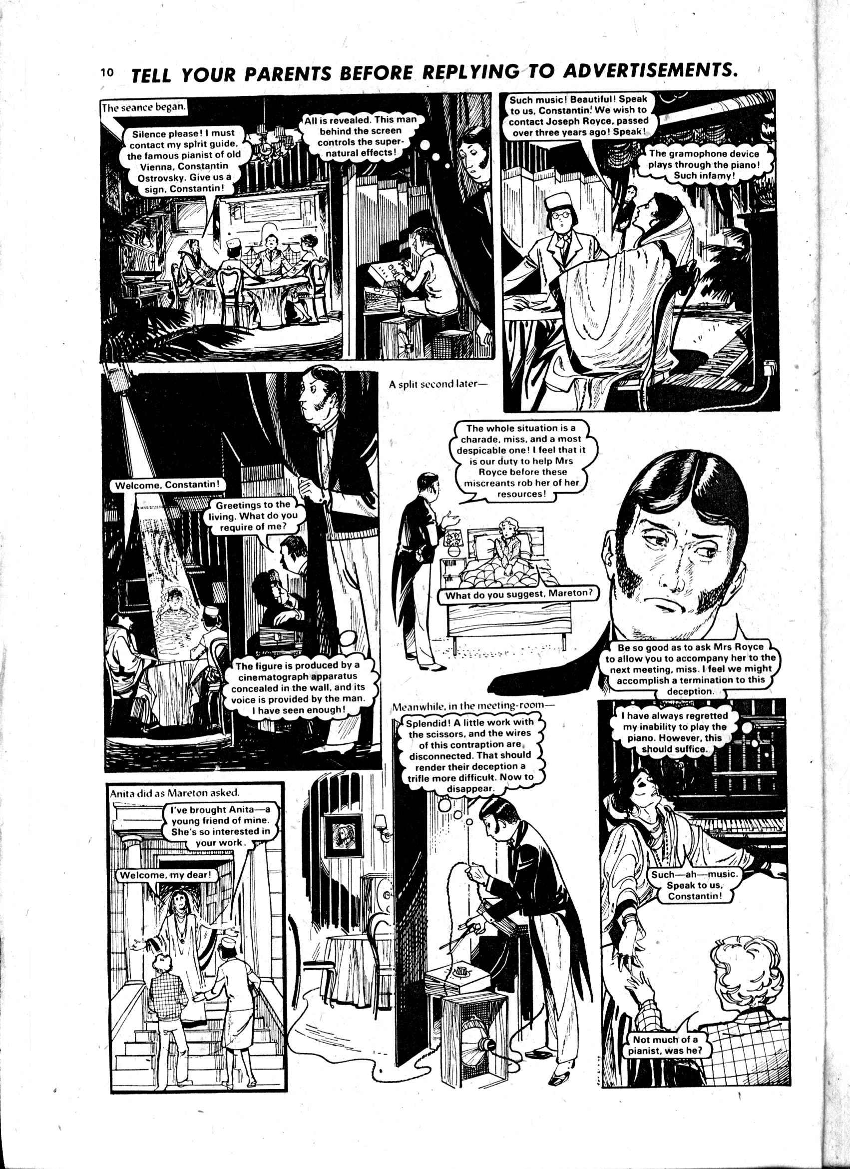 Read online Judy comic -  Issue #19 - 10