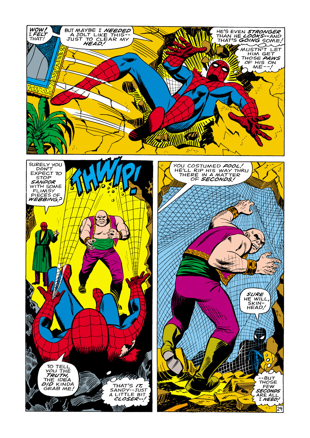 The Amazing Spider-Man (1963) _Annual_5 Page 24