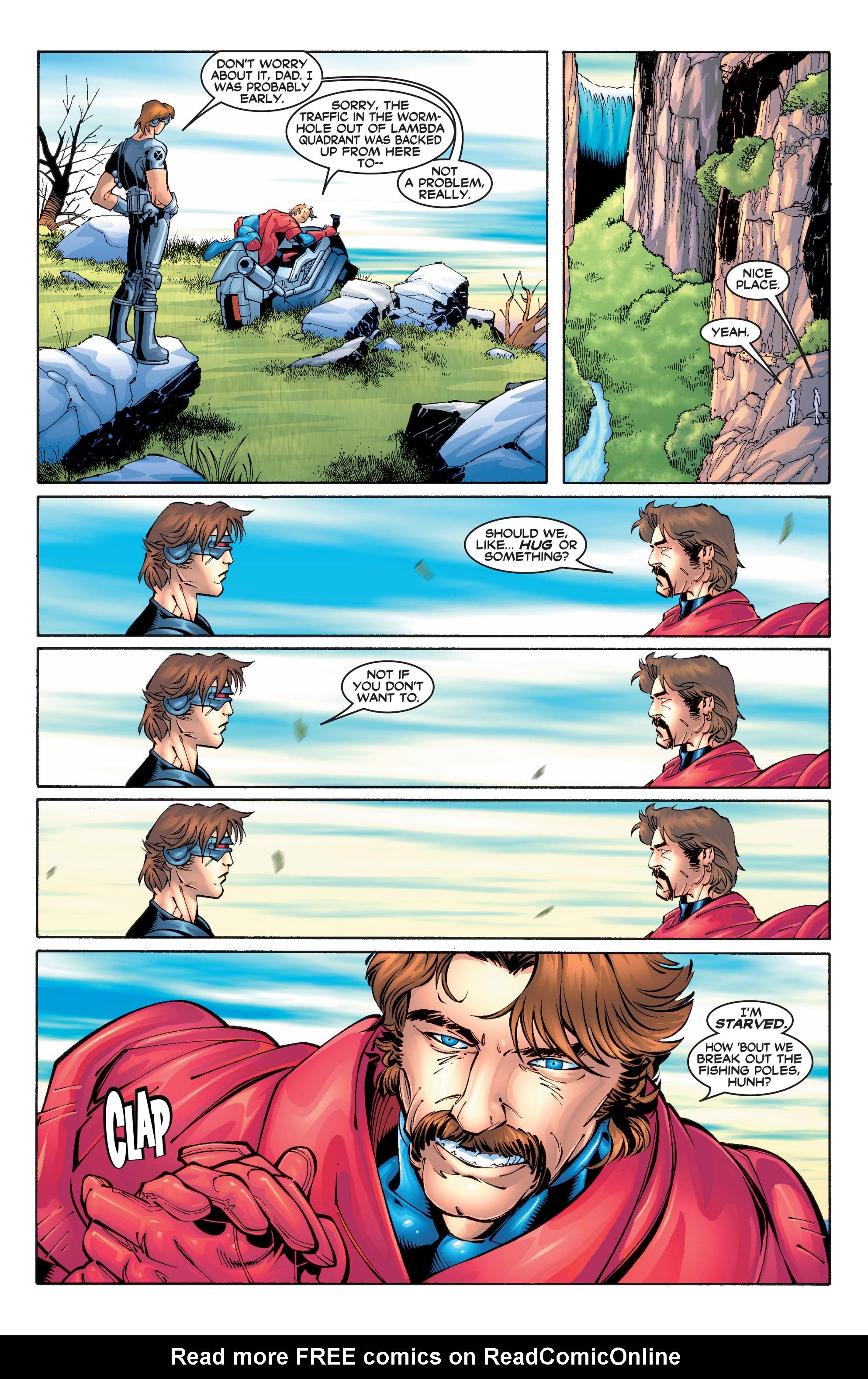 Read online Uncanny X-Men (1963) comic -  Issue #391 - 6