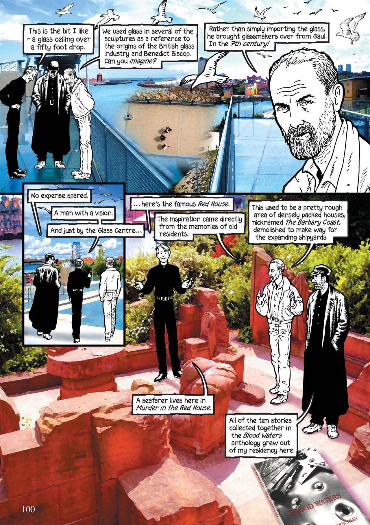 Read online Alice in Sunderland comic -  Issue # Full - 104