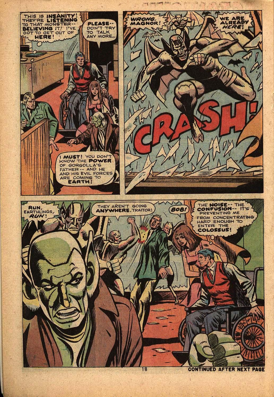 Read online Astonishing Tales (1970) comic -  Issue #22 - 12