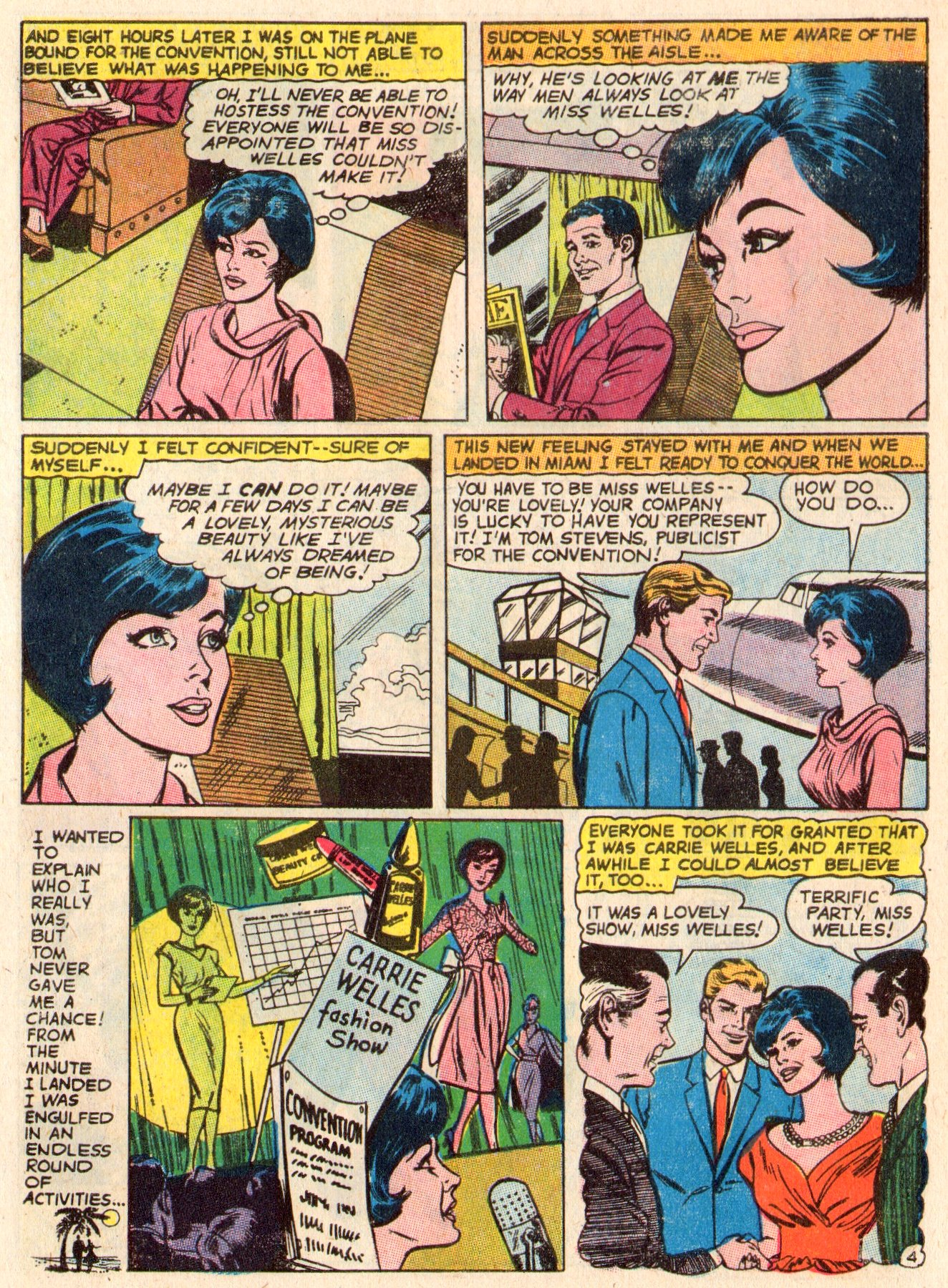 Read online Secret Hearts comic -  Issue #117 - 6