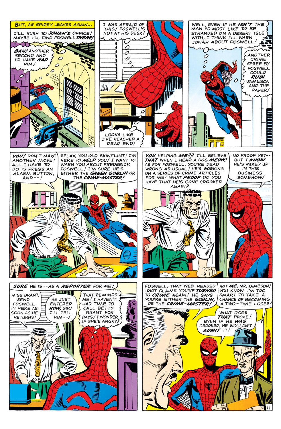 The Amazing Spider-Man (1963) 27 Page 11