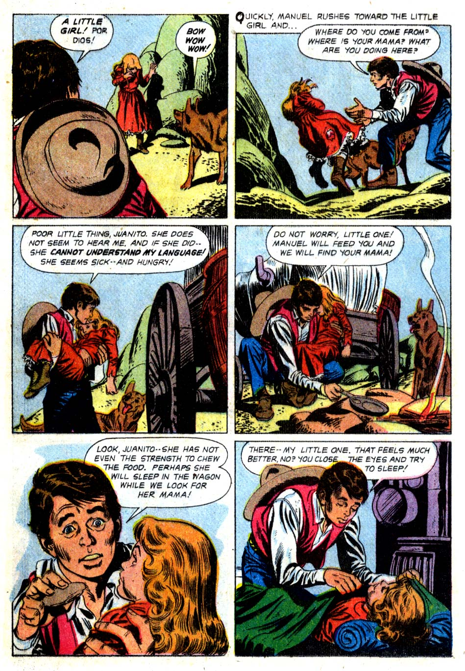Four Color Comics issue 876 - Page 21