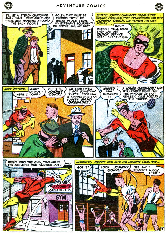 Read online Adventure Comics (1938) comic -  Issue #160 - 26