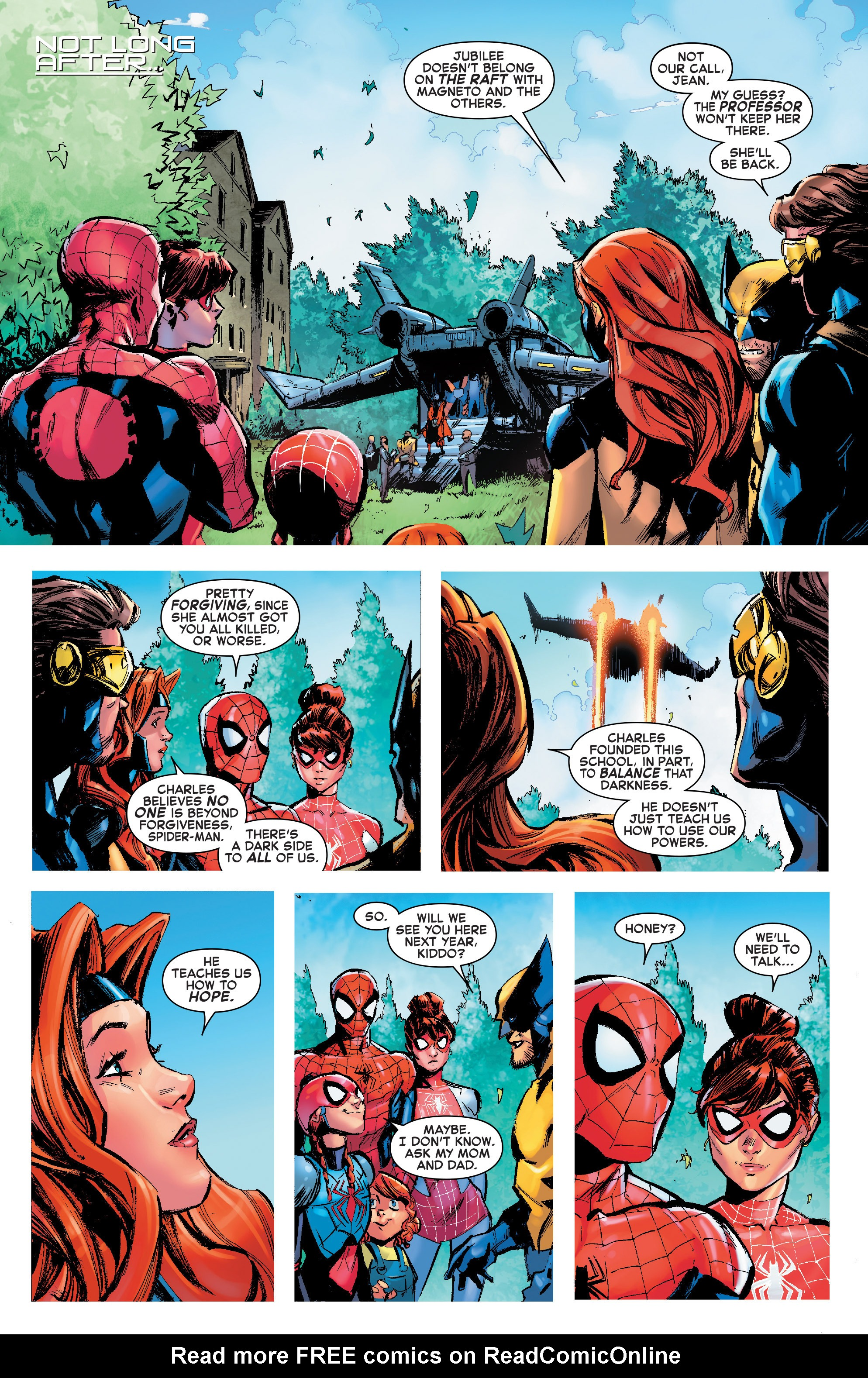 Read online Amazing Spider-Man: Renew Your Vows (2017) comic -  Issue #7 - 21