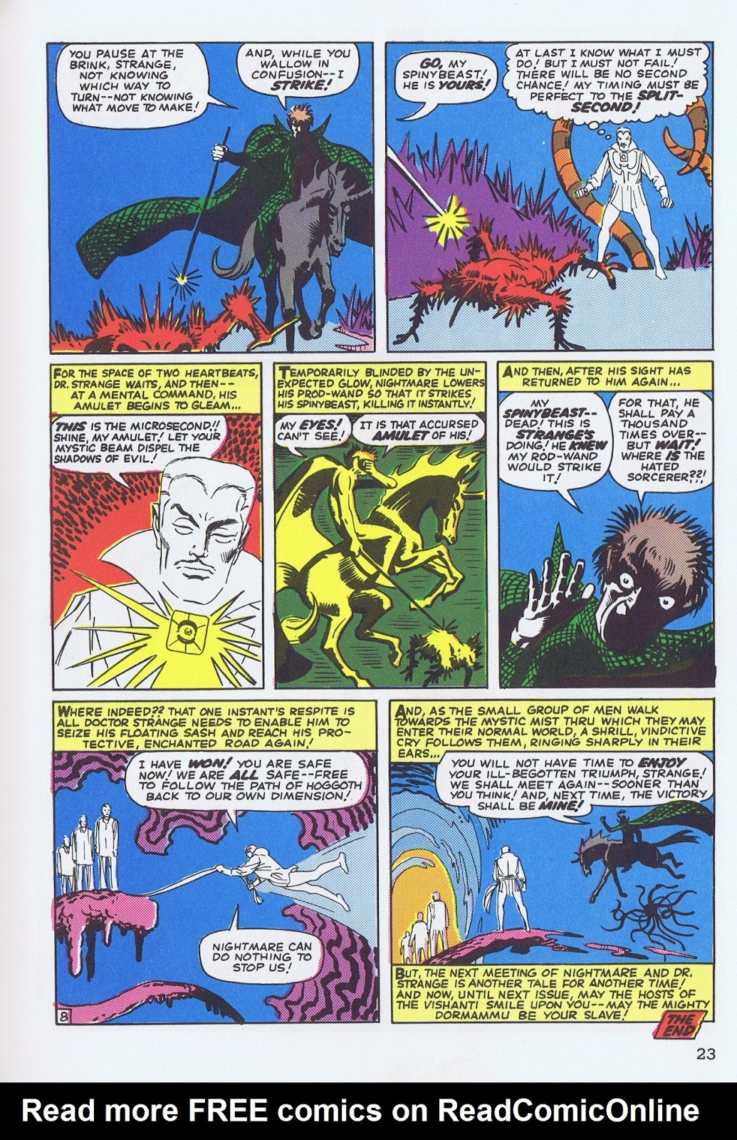 Doctor Strange: Master of the Mystic Arts issue TPB - Page 21