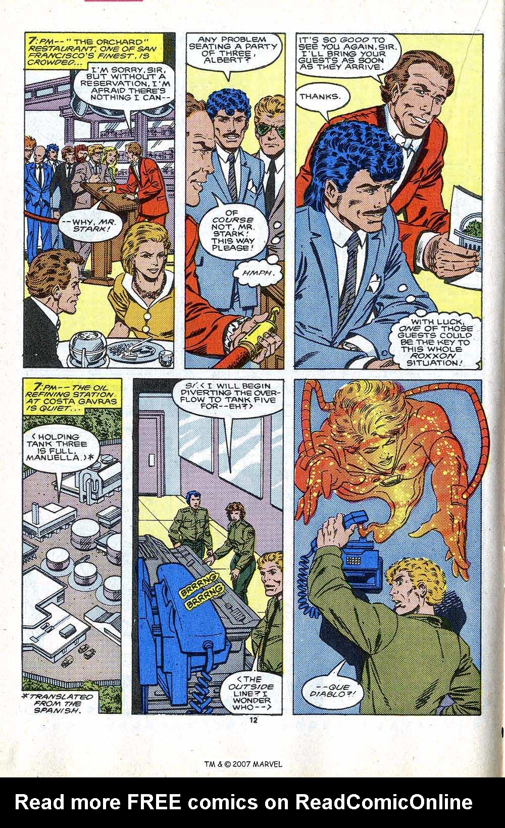 Iron Man Annual issue 9 - Page 16