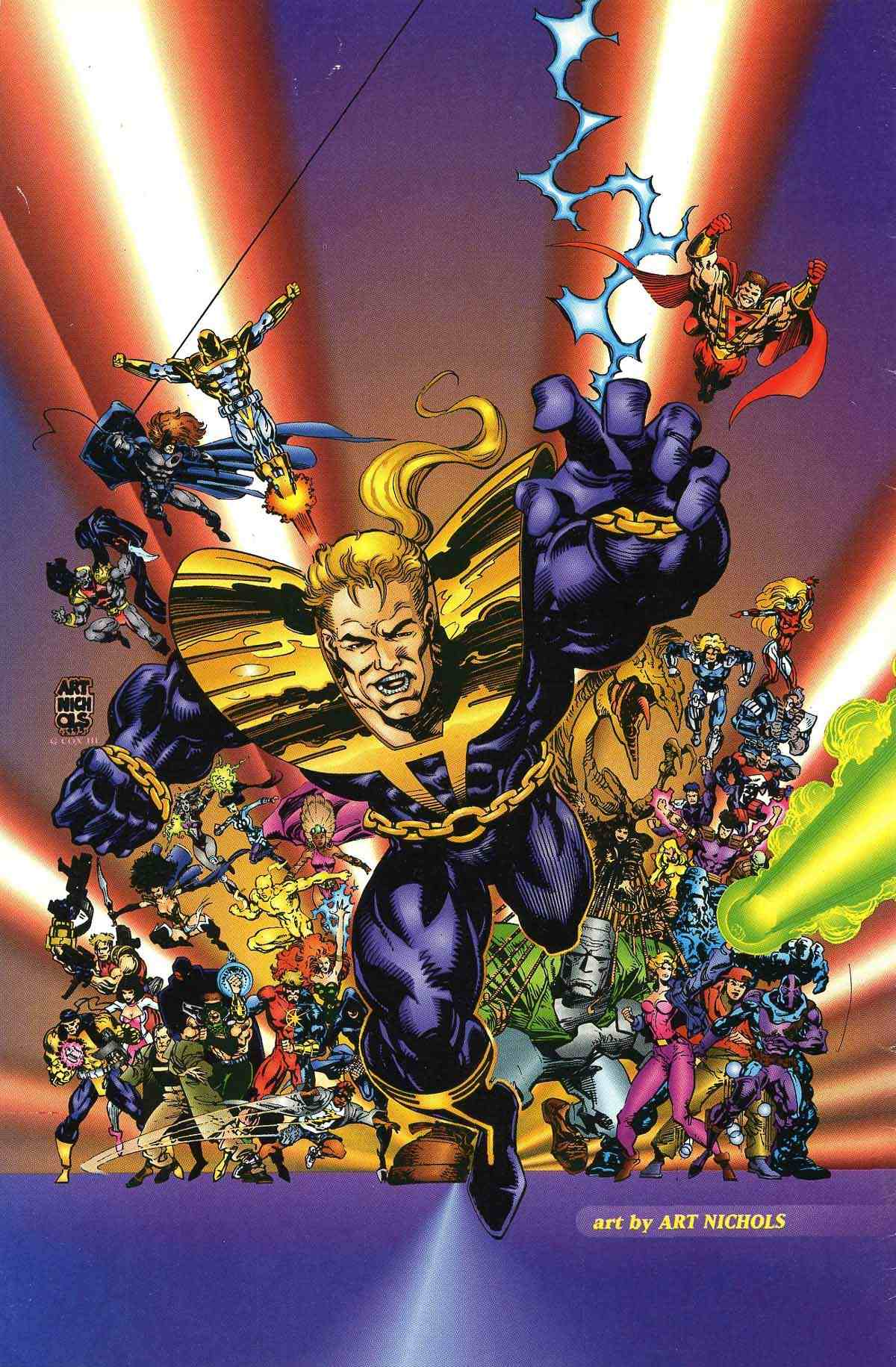 Read online Ultraverse Premiere comic -  Issue #0 - 43