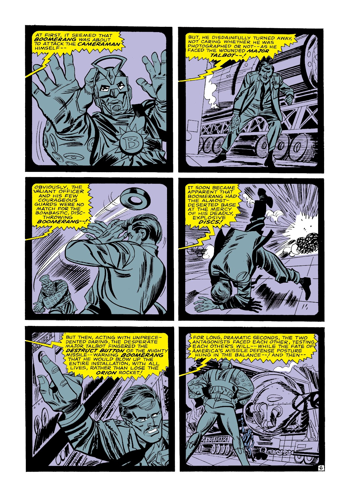 Read online Marvel Masterworks: The Incredible Hulk comic -  Issue # TPB 3 (Part 1) - 57