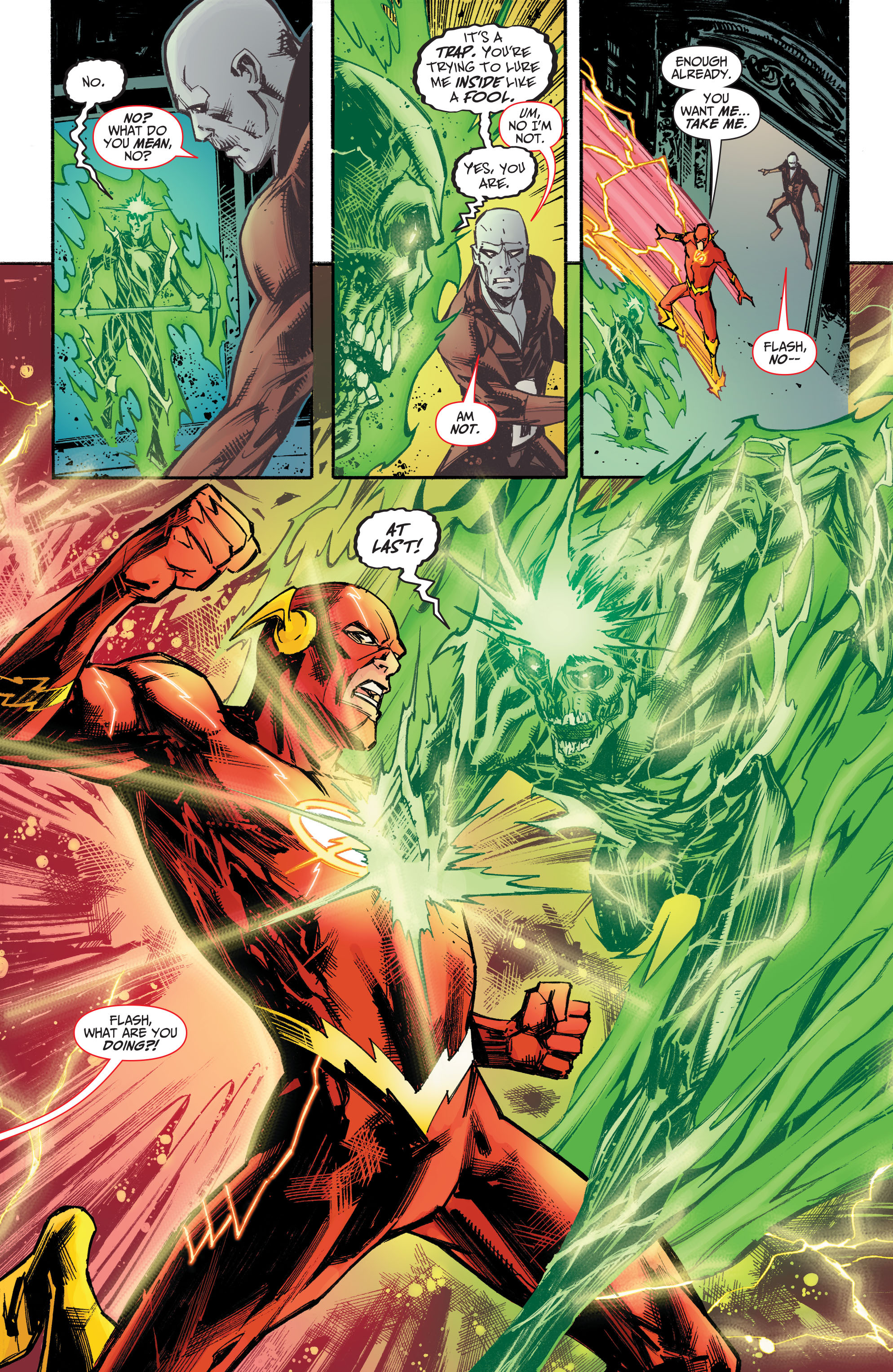 Read online The Flash (2011) comic -  Issue # _TPB 5 - 120