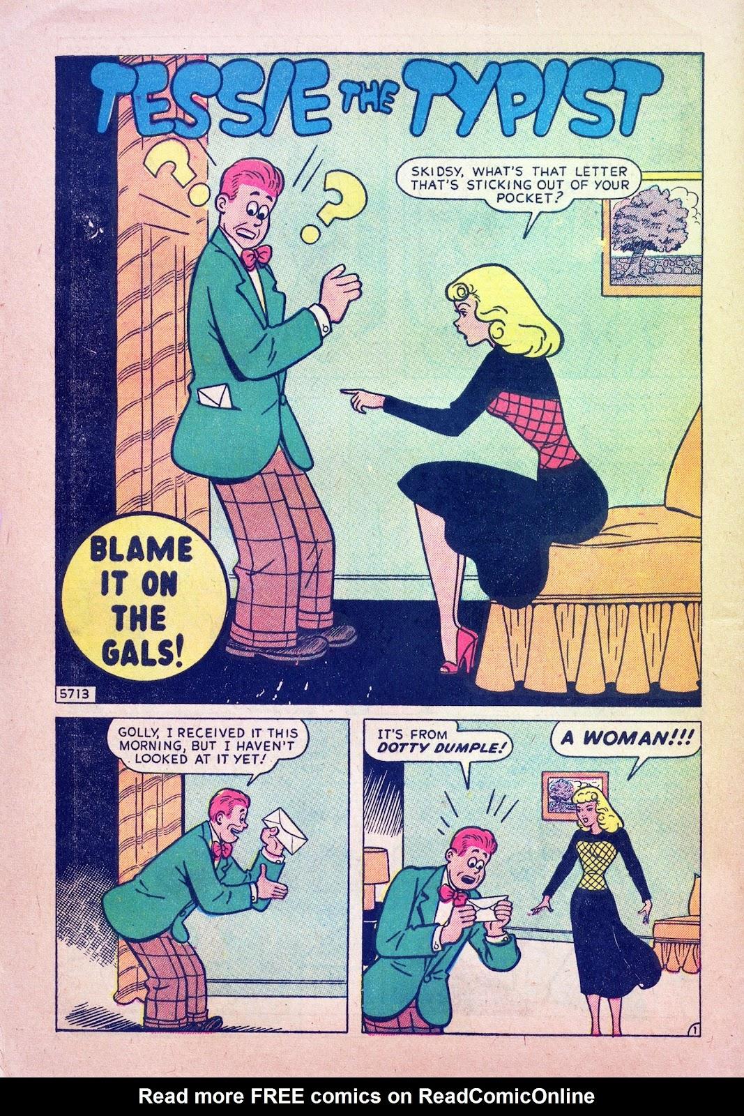 Read online Joker Comics comic -  Issue #41 - 10
