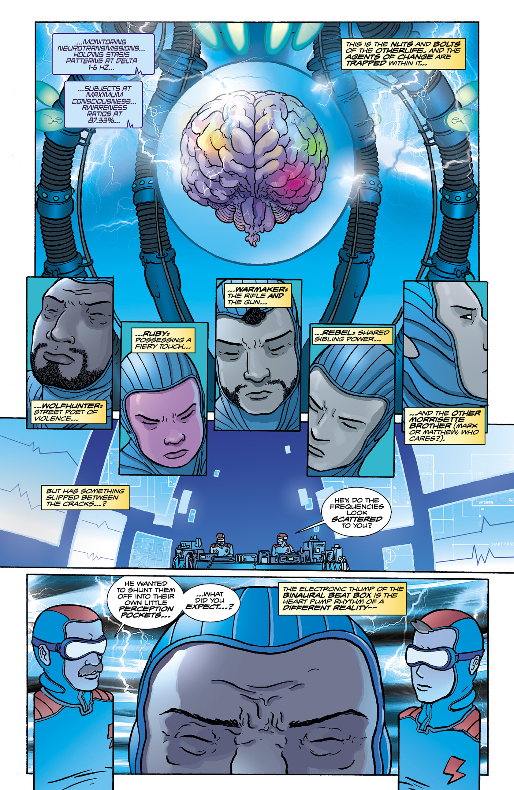 Read online Catalyst Comix comic -  Issue #9 - 5