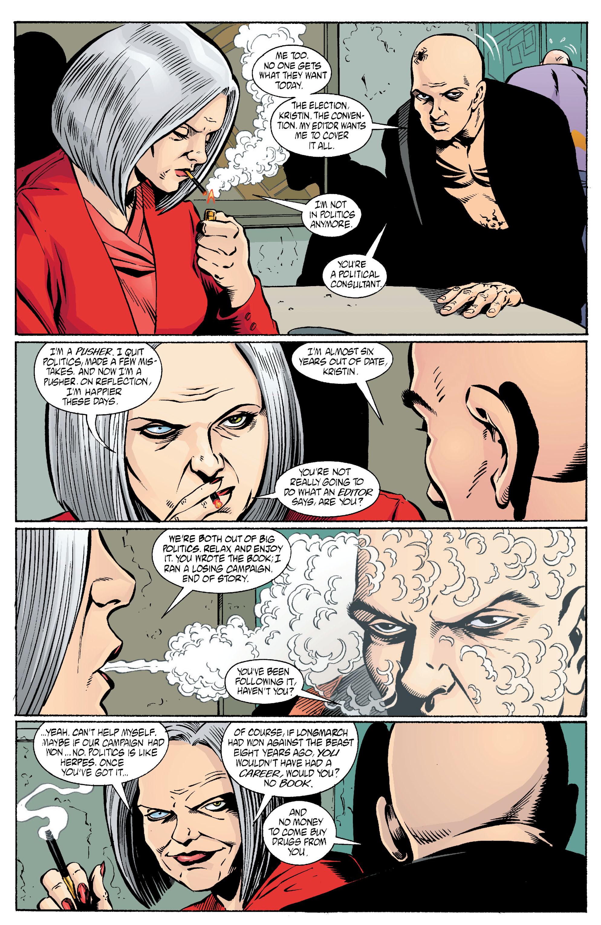 Read online Transmetropolitan comic -  Issue #13 - 20