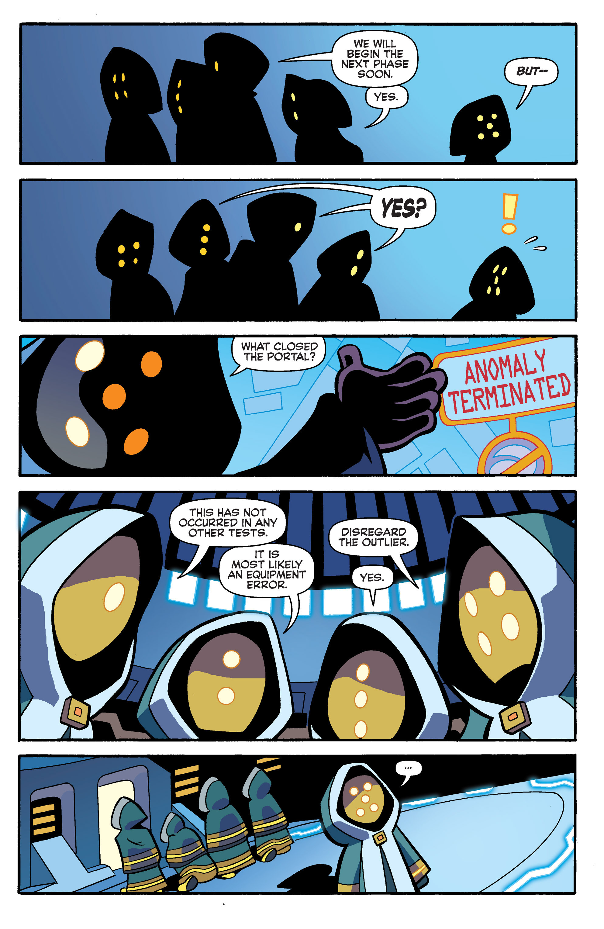 Read online Sonic Universe comic -  Issue #79 - 21