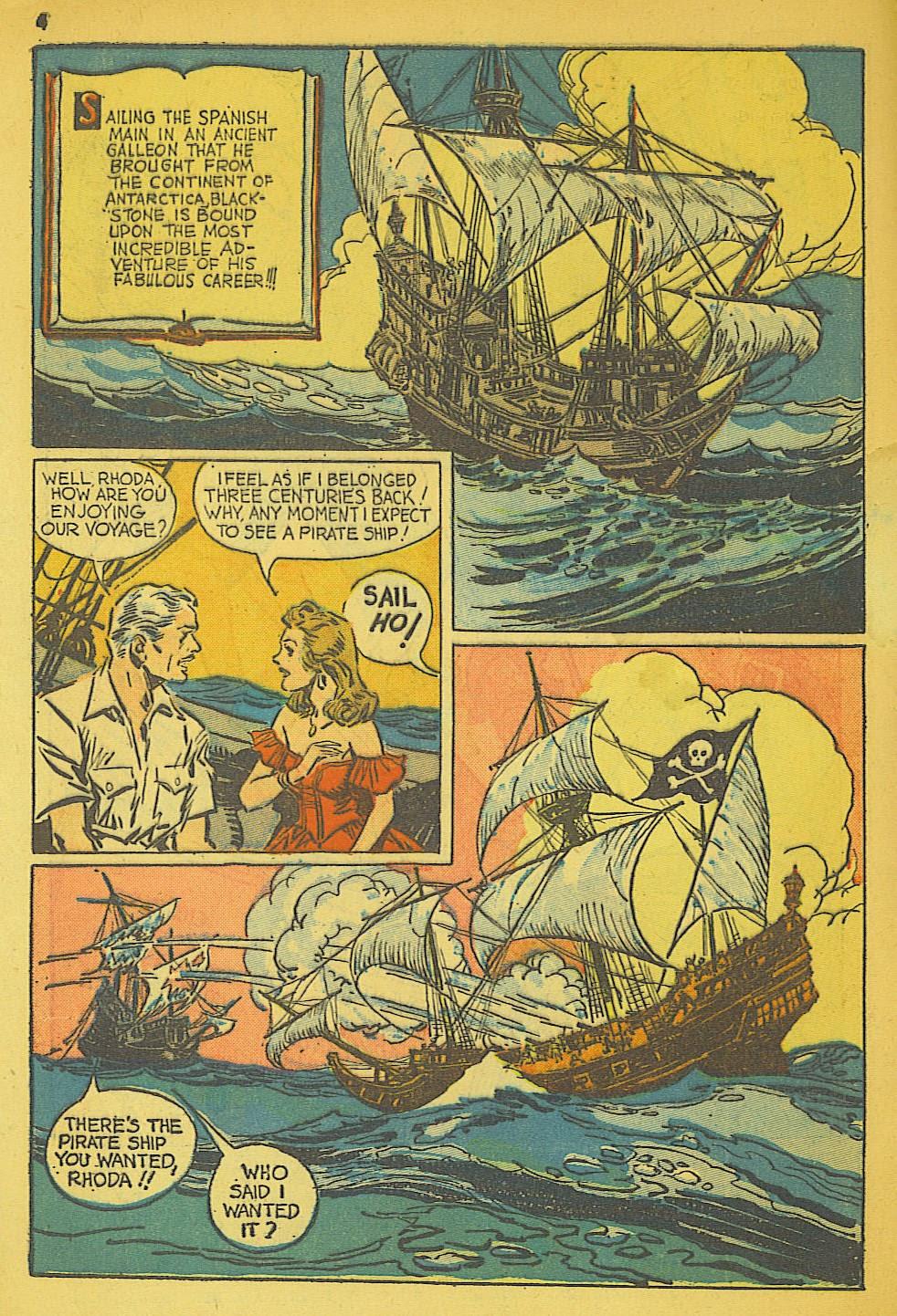 Read online Super-Magician Comics comic -  Issue #19 - 4