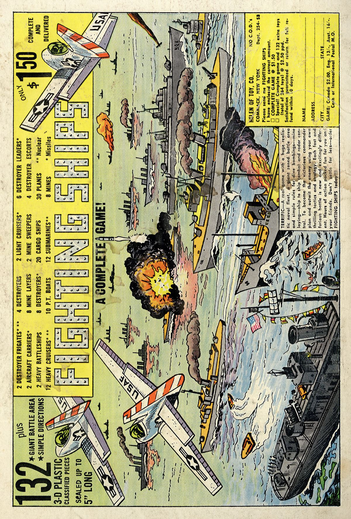 Read online 80 Page Giant comic -  Issue #11 - 84