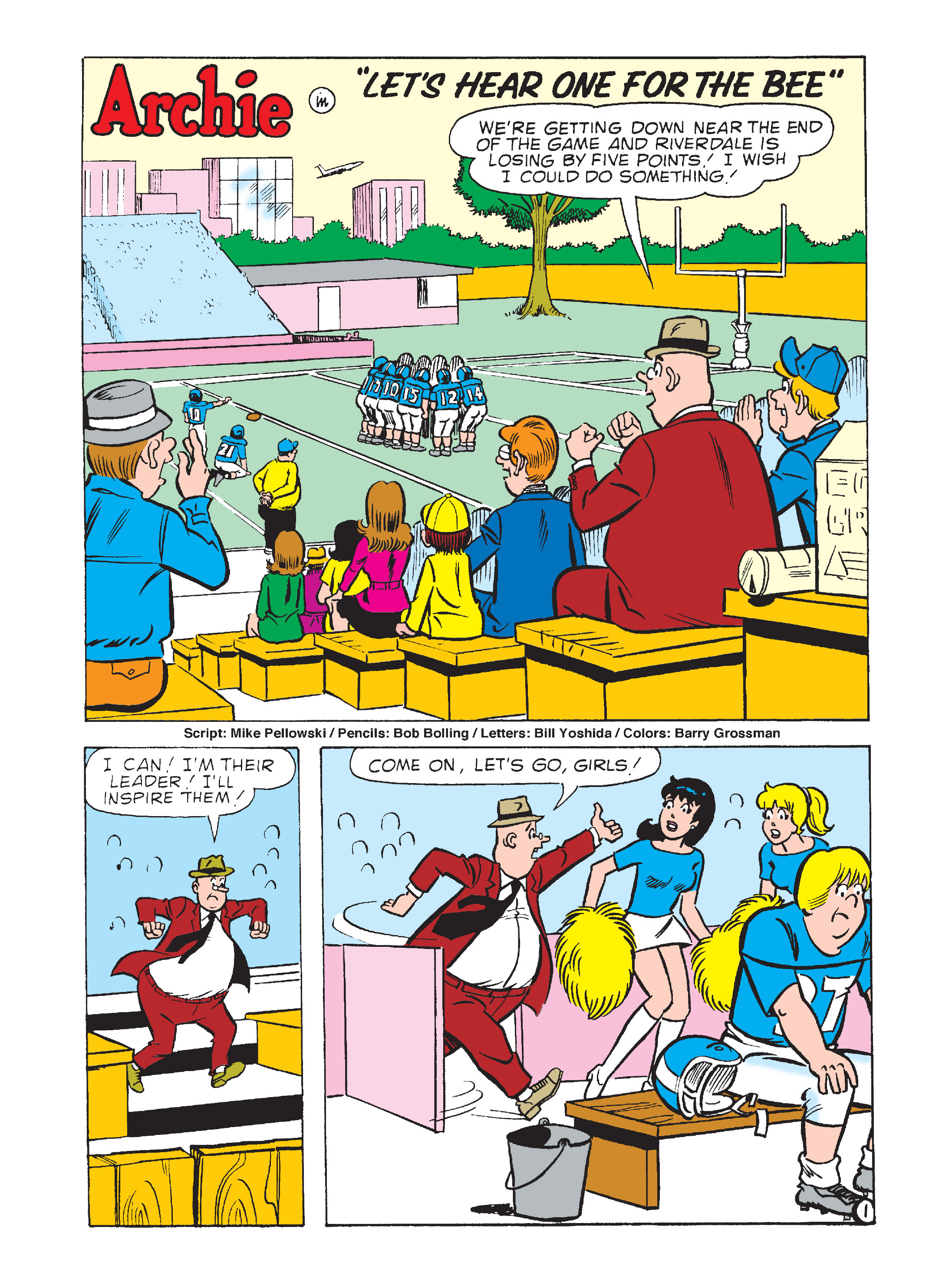 Read online Archie's Funhouse Double Digest comic -  Issue #2 - 74