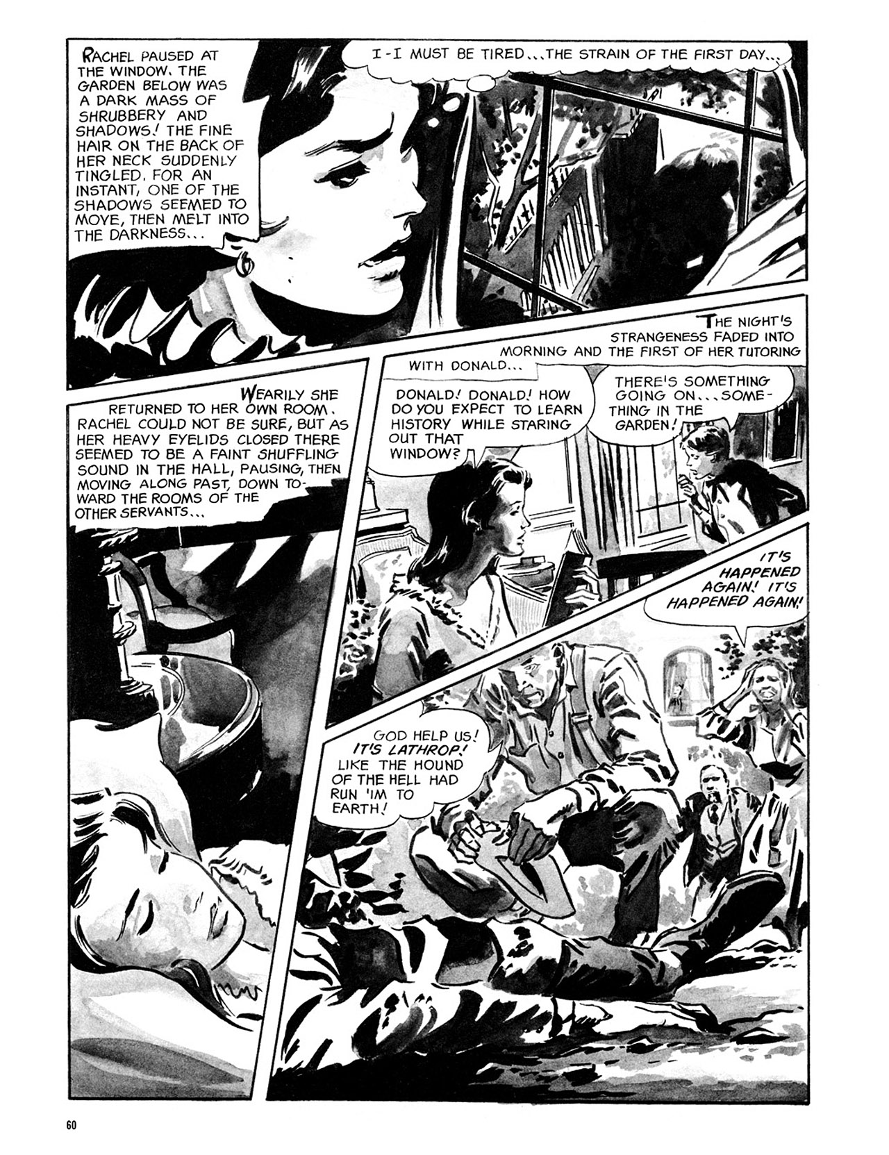 Read online Eerie Archives comic -  Issue # TPB 2 - 61