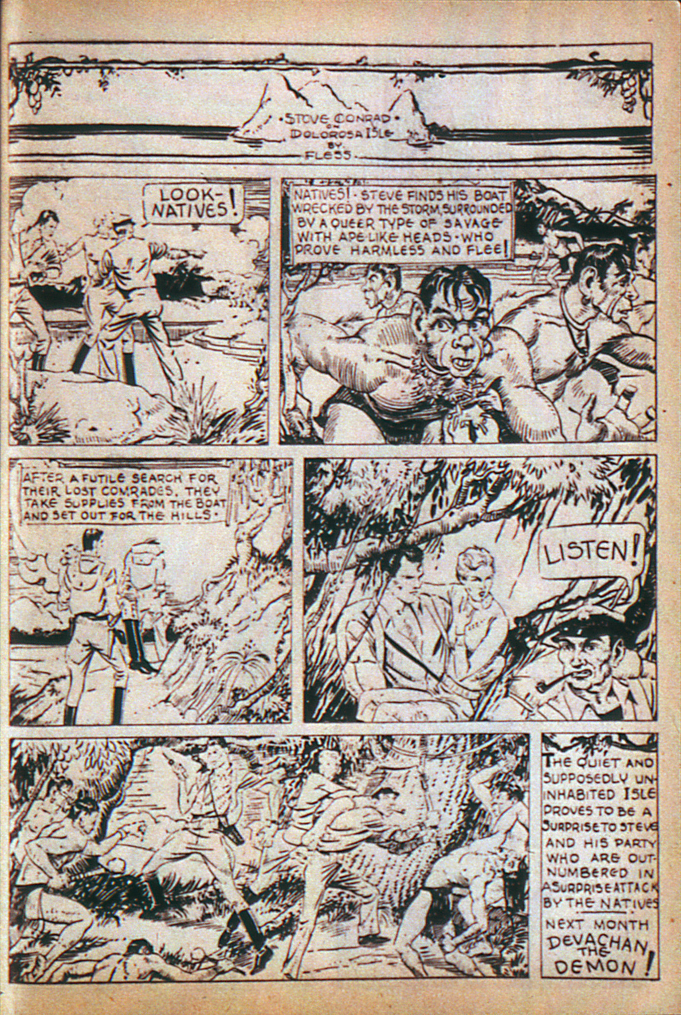 Read online Adventure Comics (1938) comic -  Issue #6 - 41