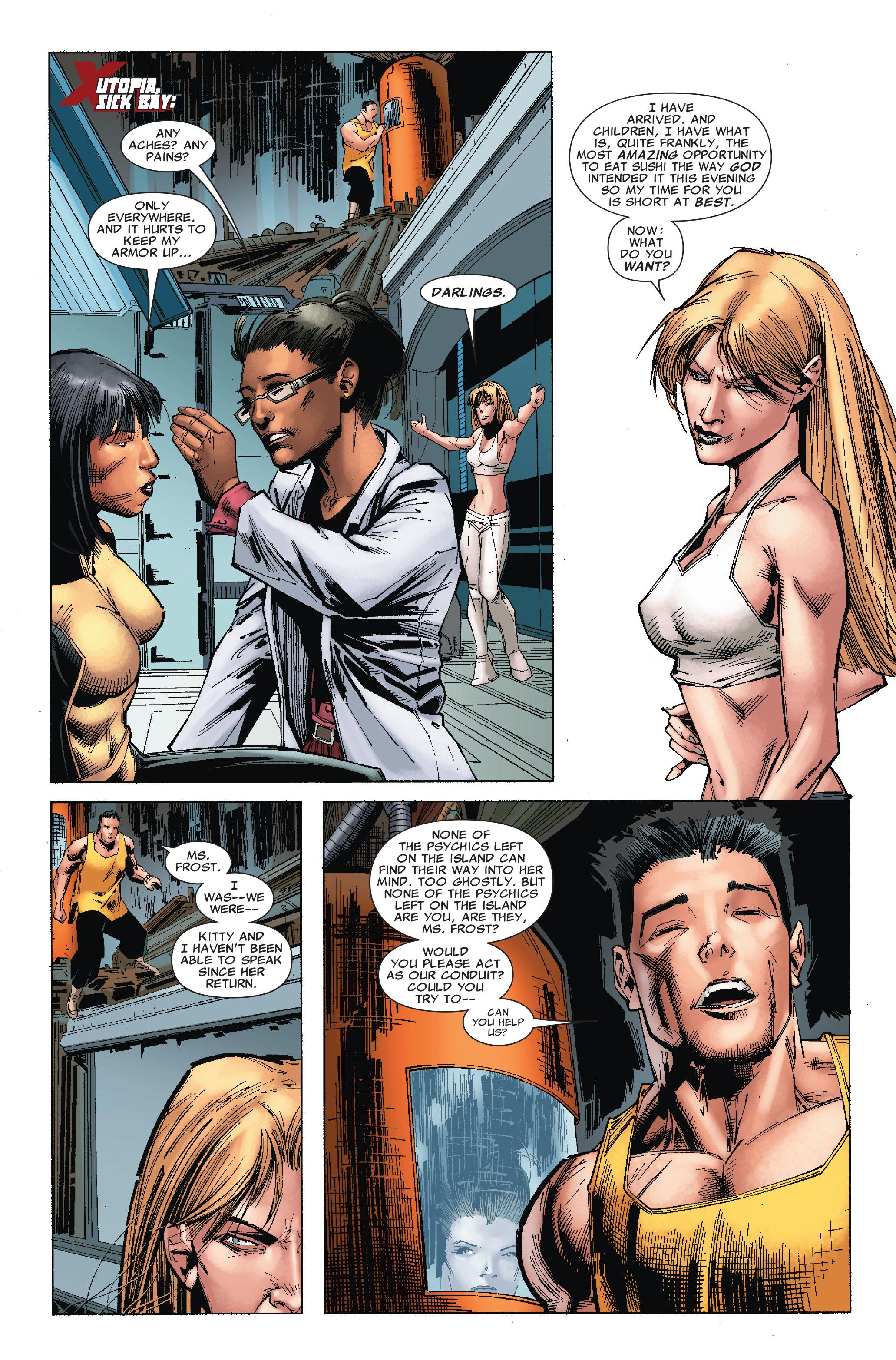 Read online Uncanny X-Men (1963) comic -  Issue #527 - 14