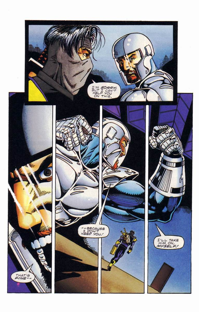 Read online Secret Weapons comic -  Issue #19 - 10