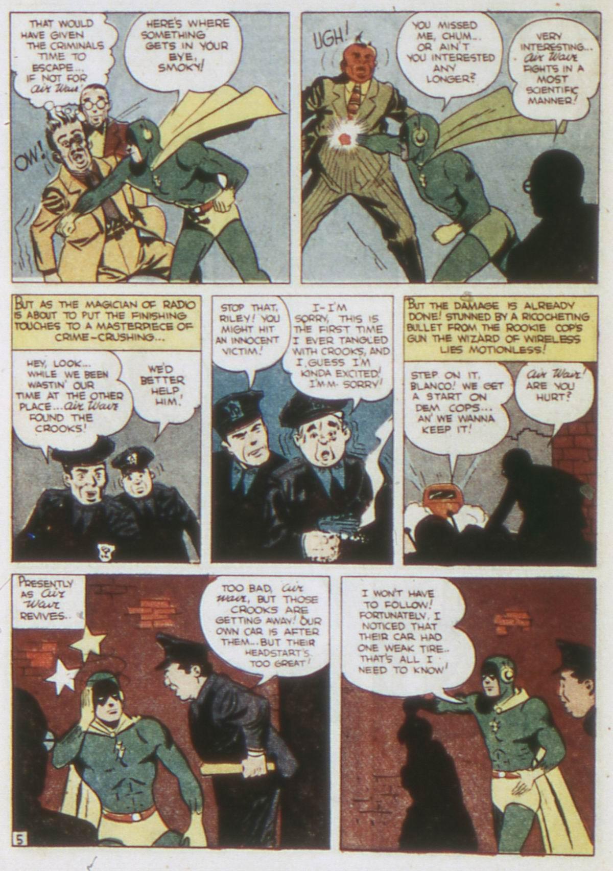 Read online Detective Comics (1937) comic -  Issue #87 - 22